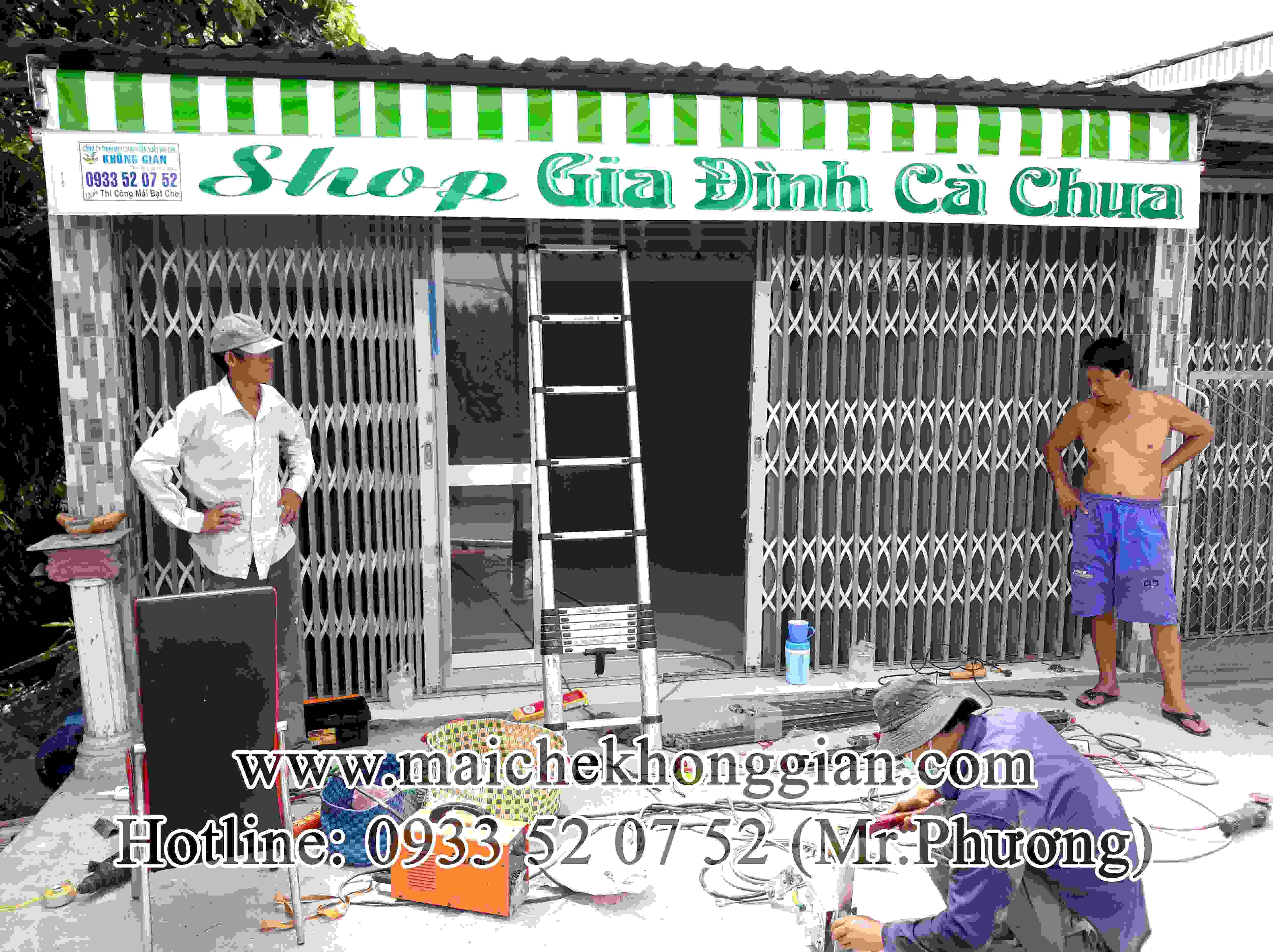 Bạt Che Thành Phố Vị Thanh Hậu Giang