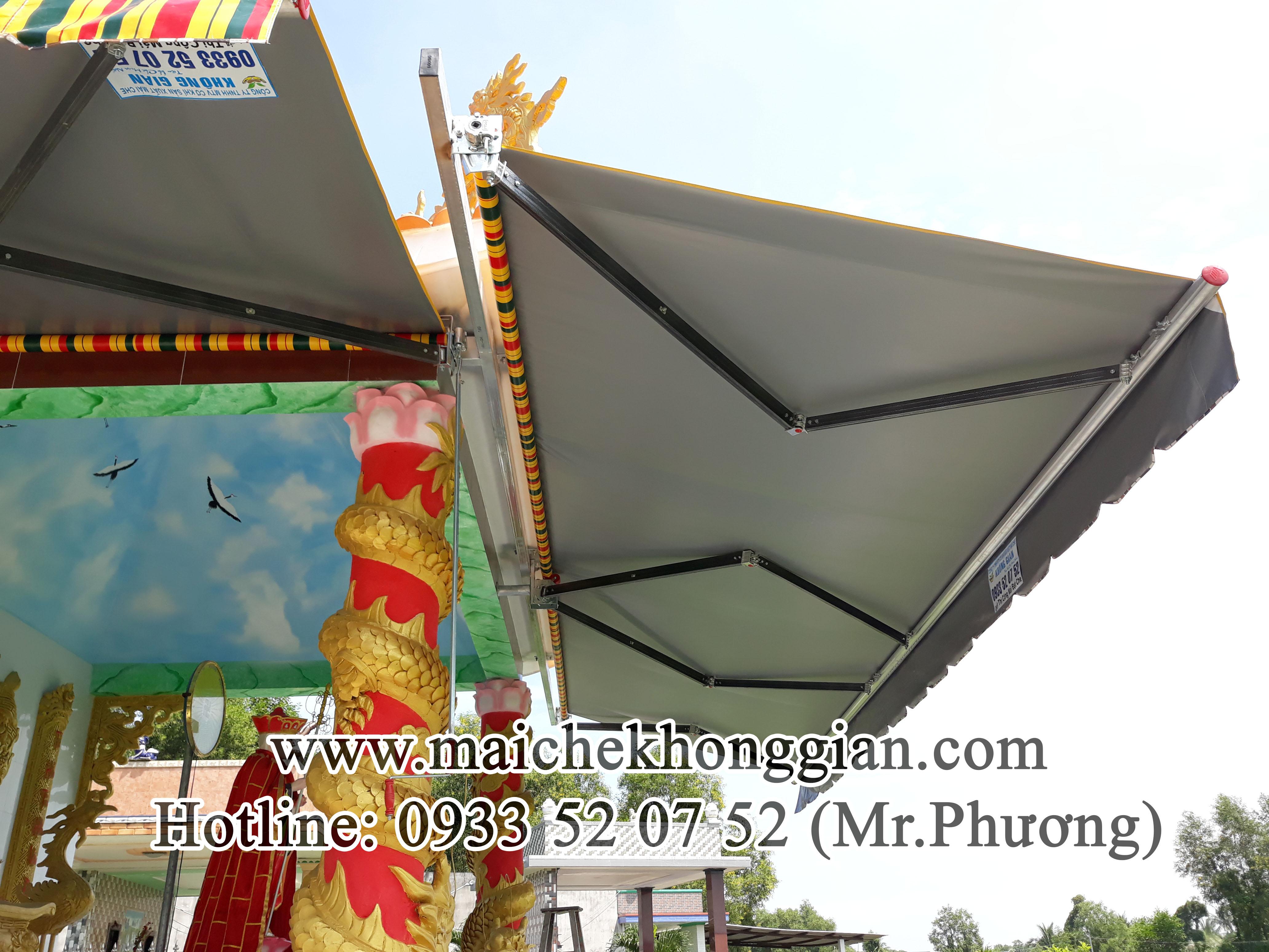 Mái Hiên Quay Châu Thành Long An