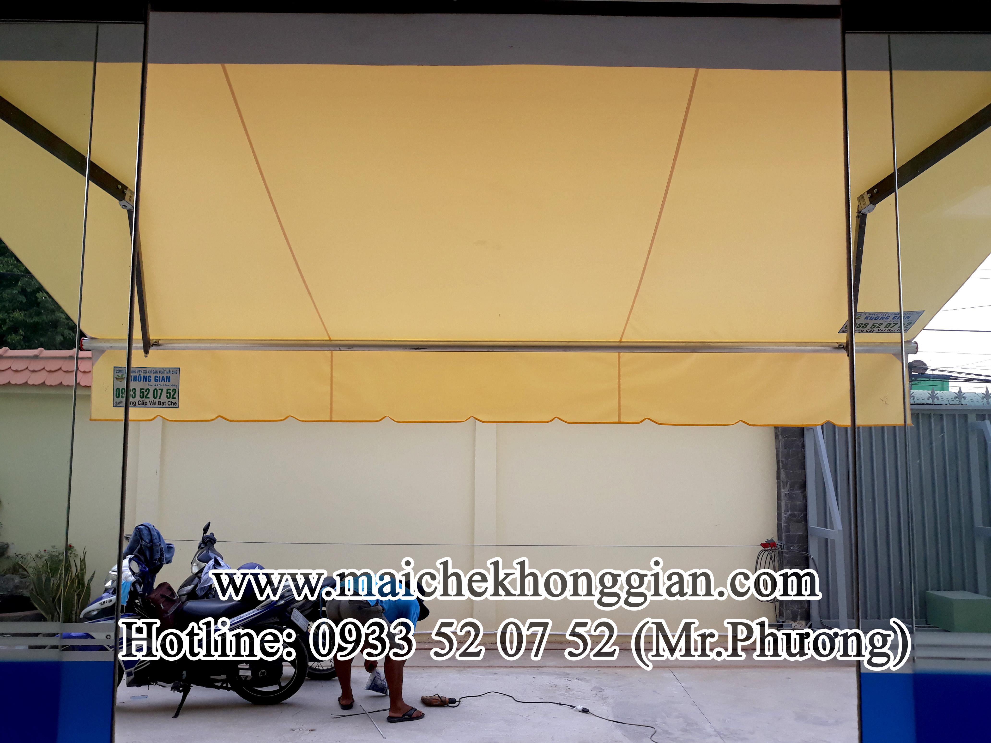 Mái Hiên Bạt Che Thủ Thừa Long An