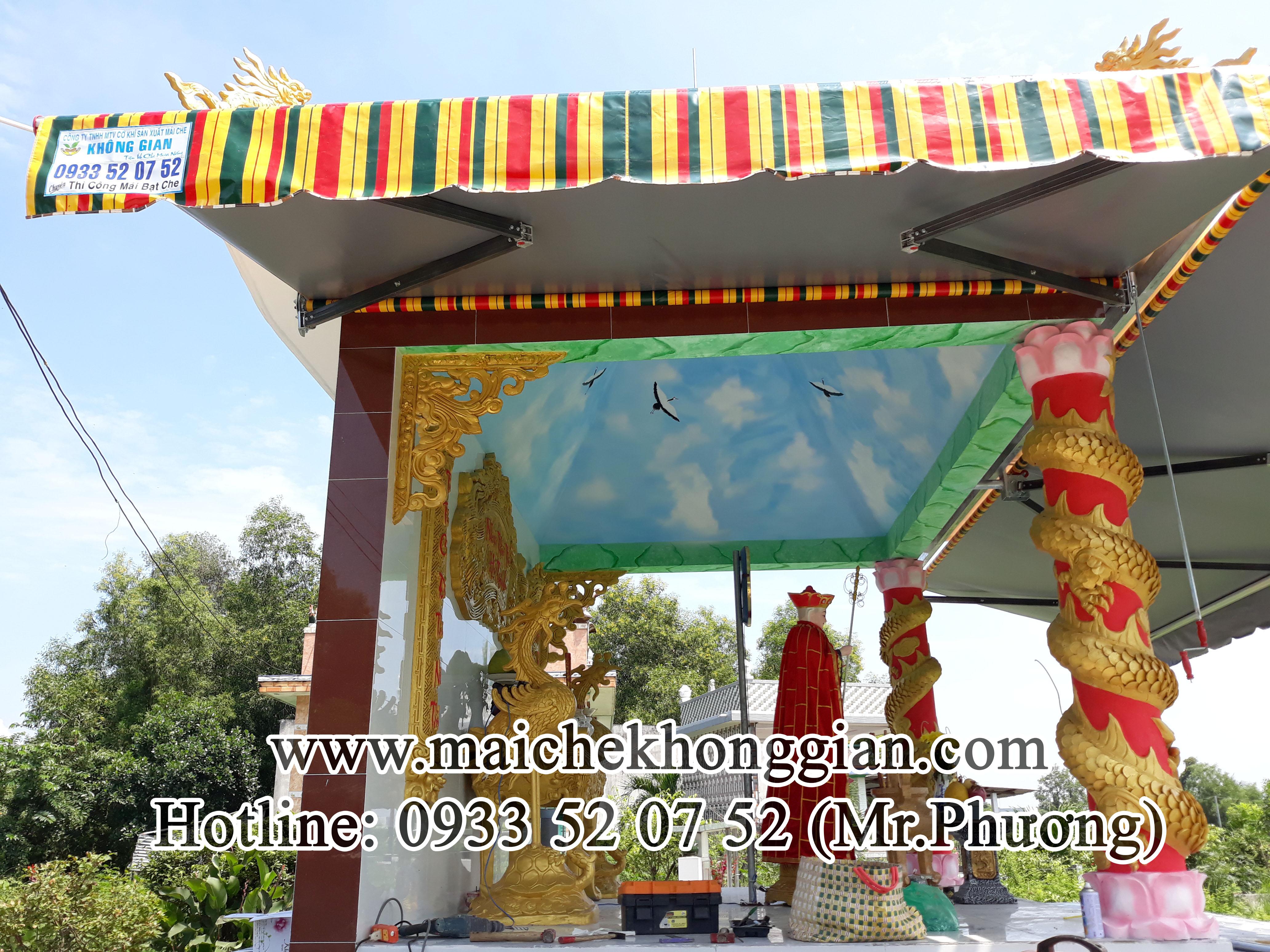 Mái Hiên Quay Huyện Bình Tân Vĩnh Long