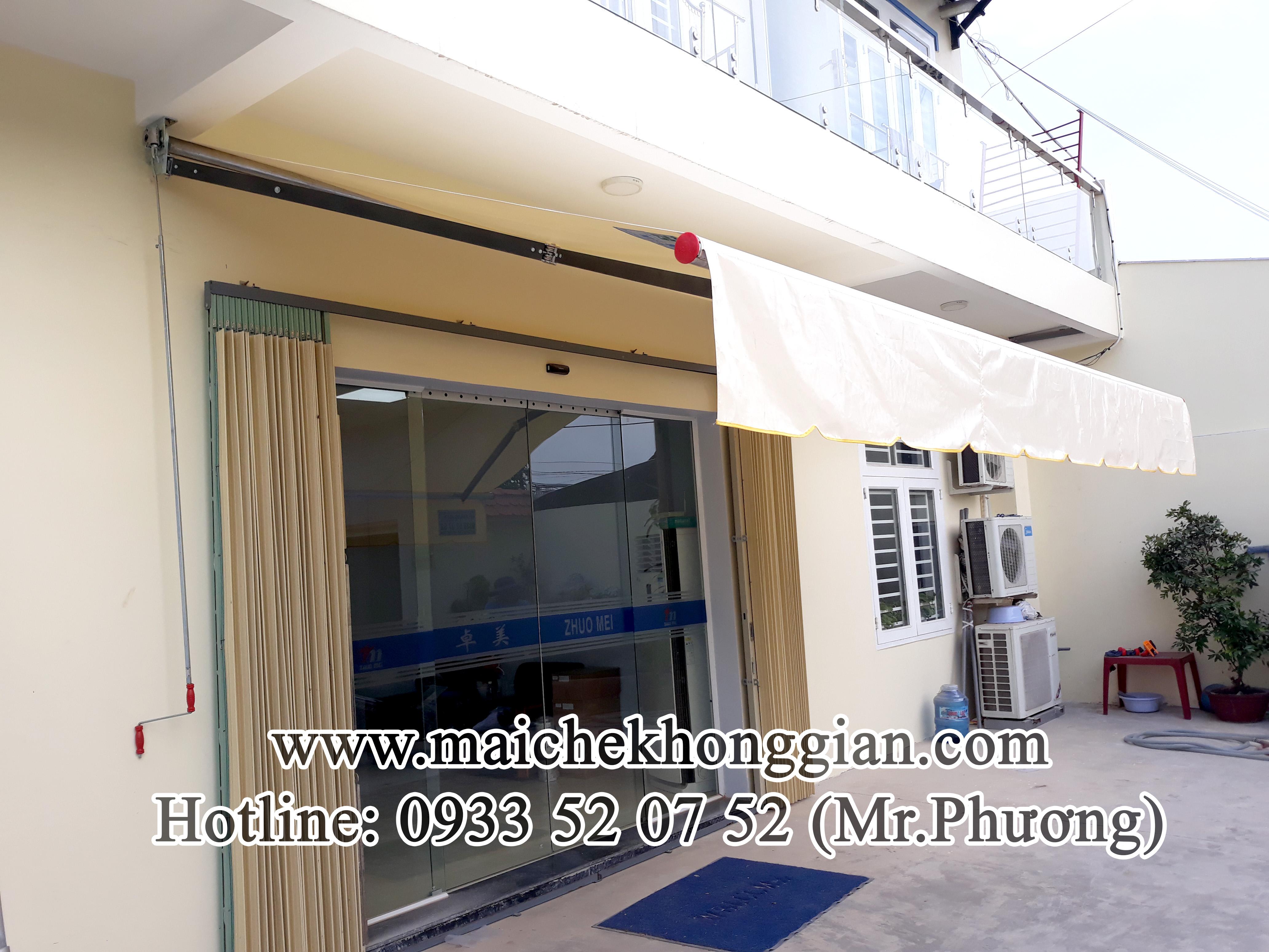 Mái Hiên Bạt Che Huyện Tam Bình Vĩnh Long