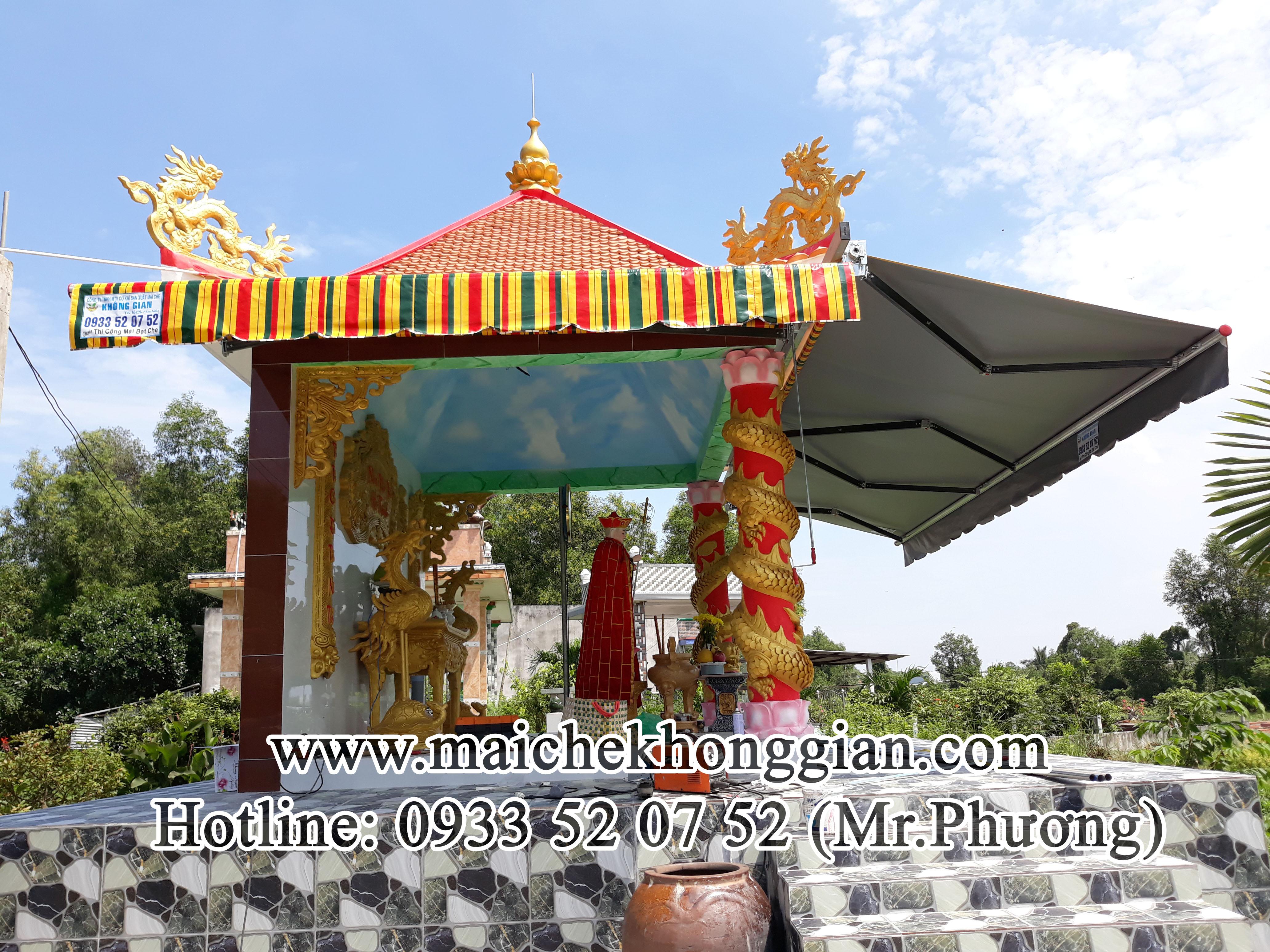 Mái Hiên Quay Huyện Trần Đề Sóc Trăng