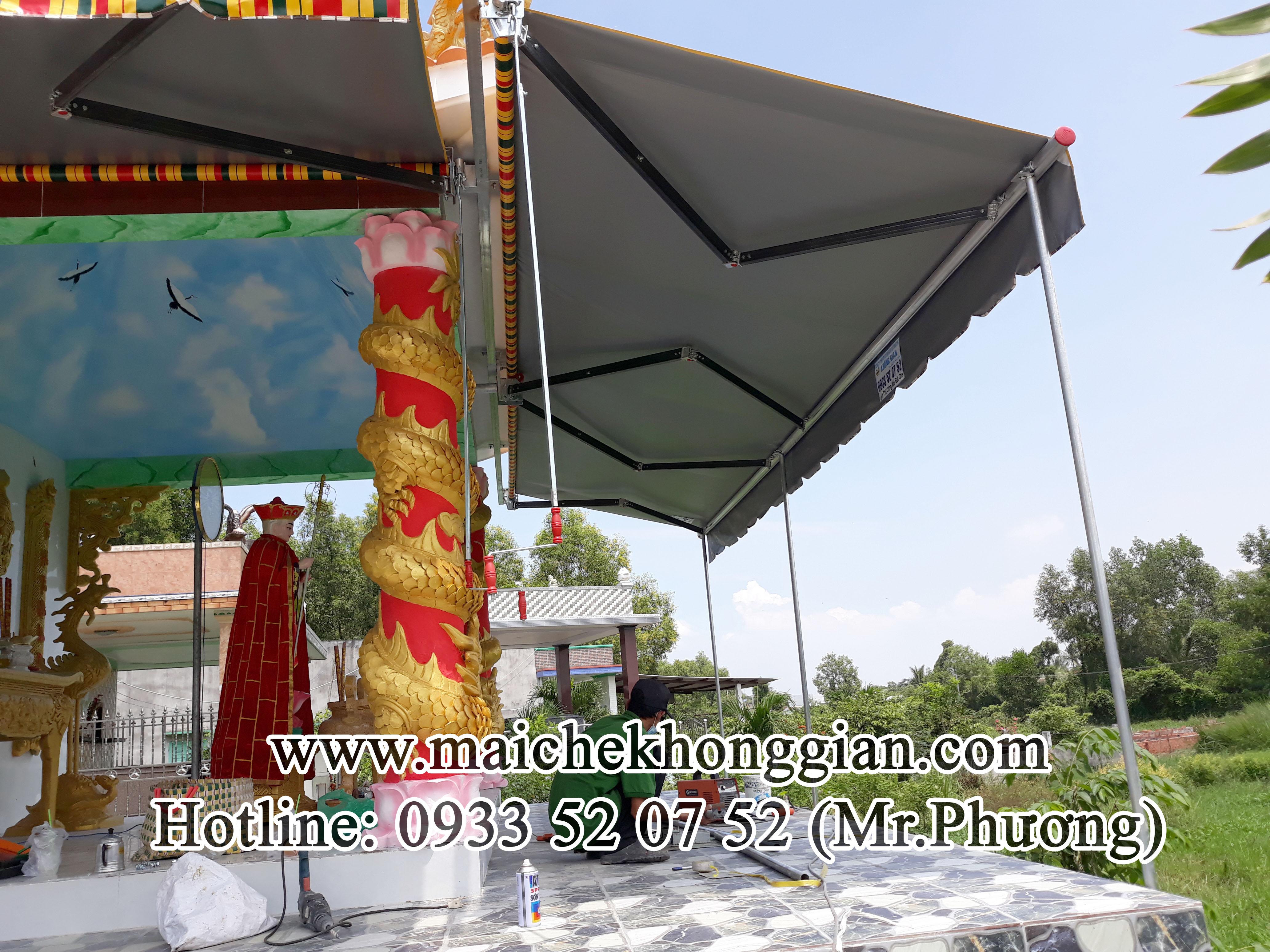 Mái Hiên Quay Huyện Trà Ôn Vĩnh Long