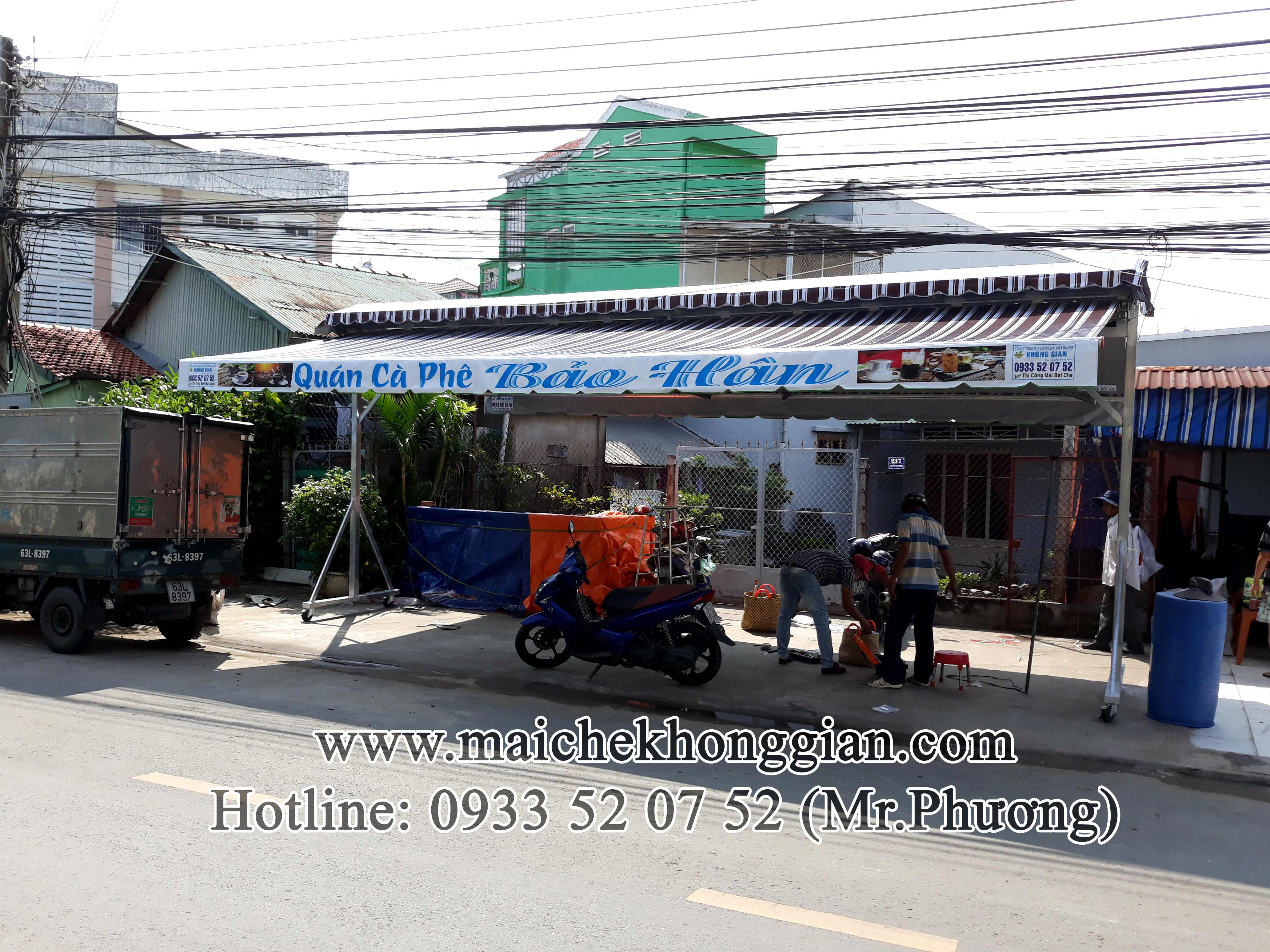 Mái Hiên Đôi Chợ Gạo Tiền Giang