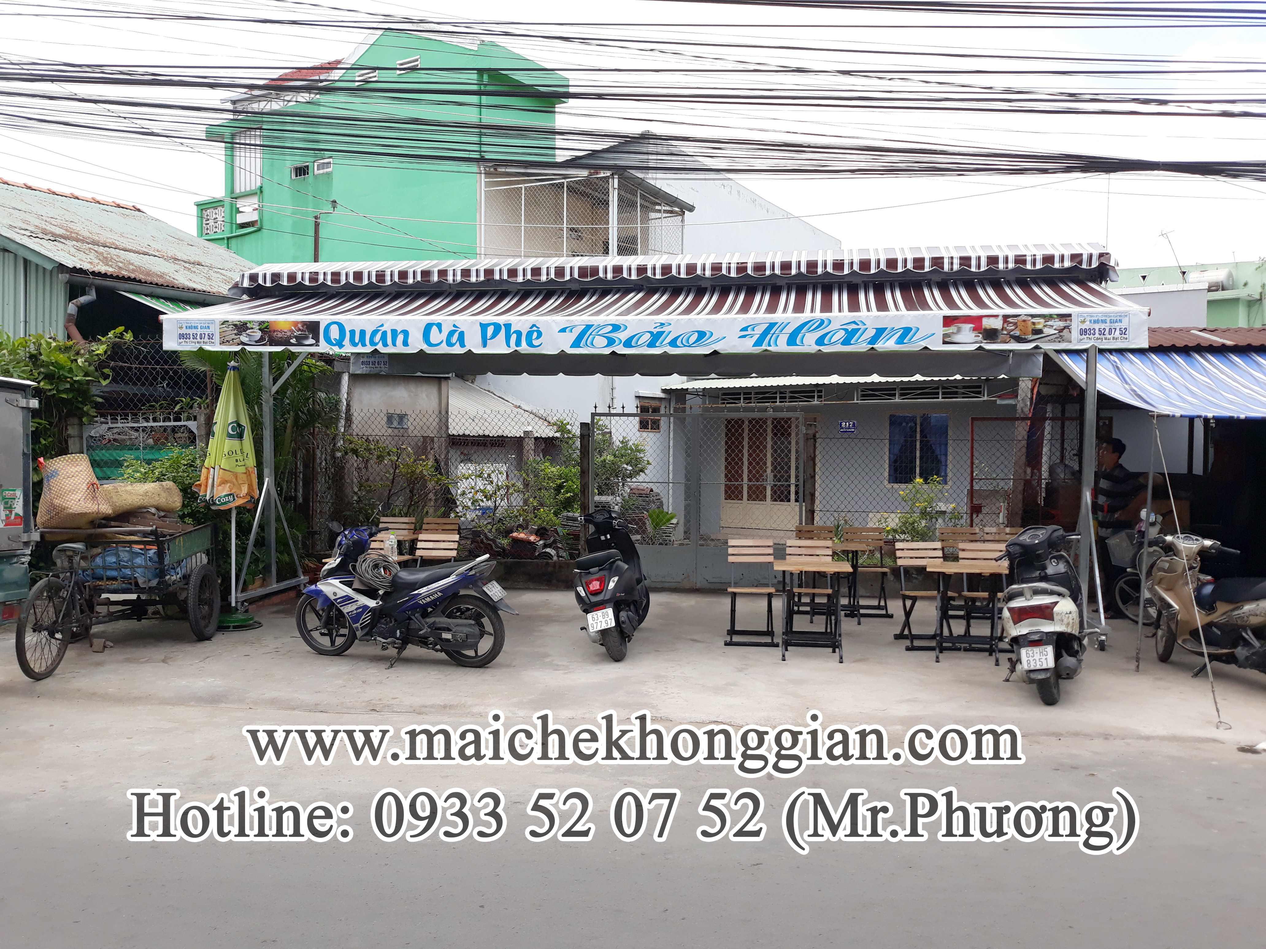 Mái Hiên ĐôiTân Phước Tiền Giang