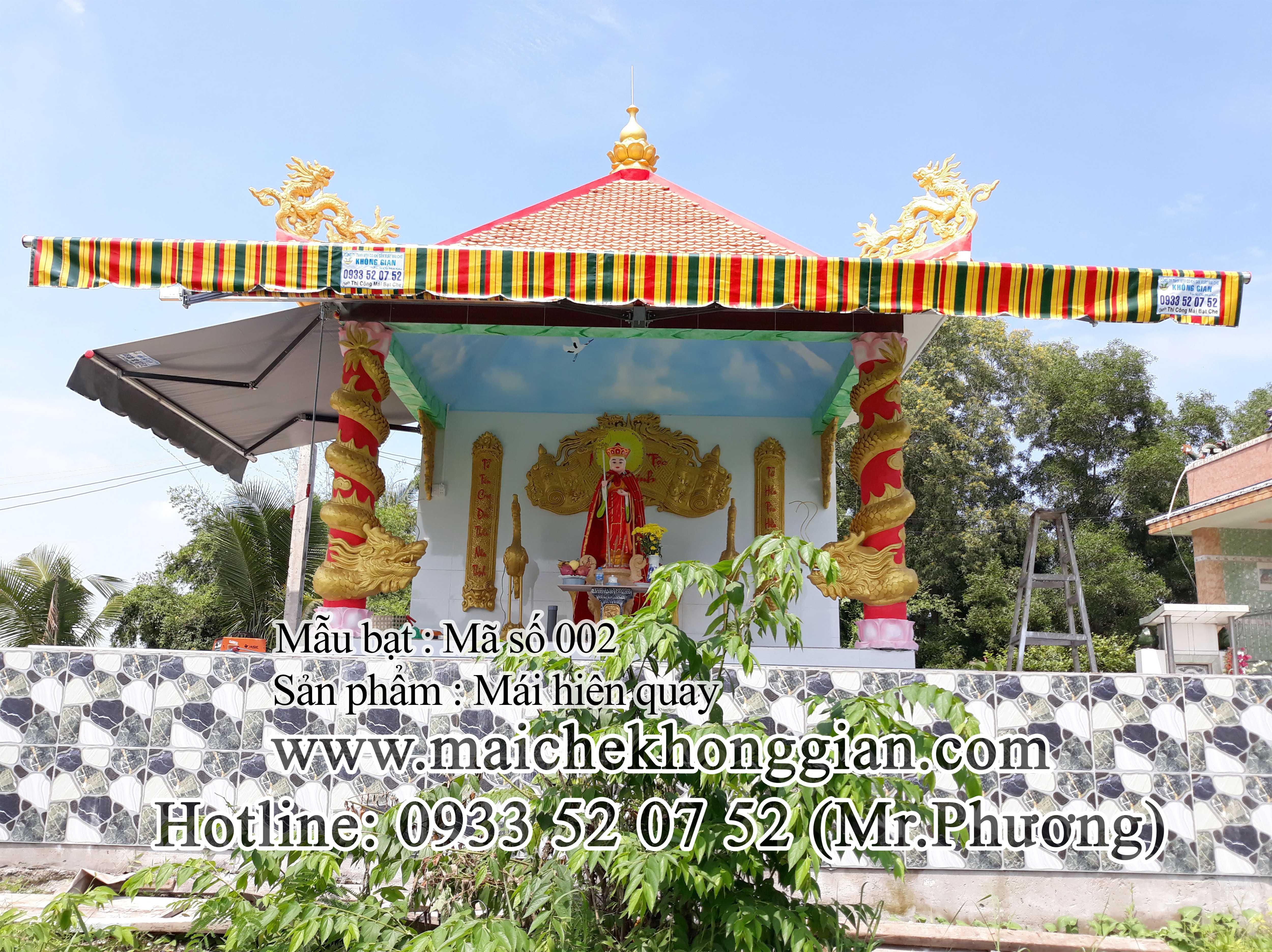 Mái Hiên Quay Gò Công Tây Tiền Giang