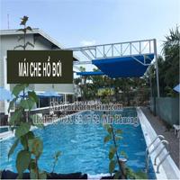 Thiết Kế Mái Che Hồ Bơi