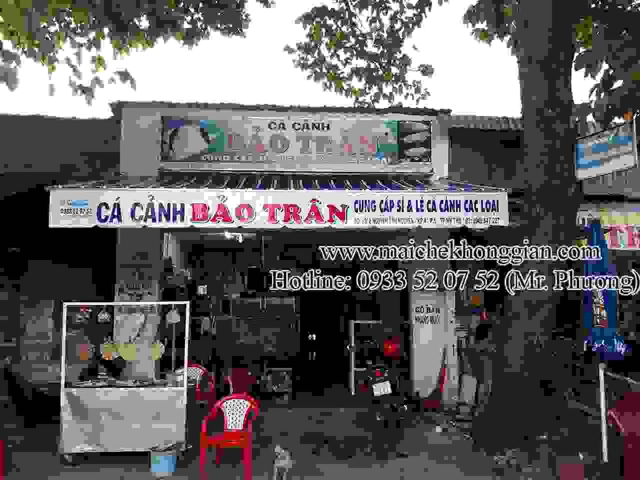 Mua Mái Hiên Huyện Châu Thành Hậu Giang