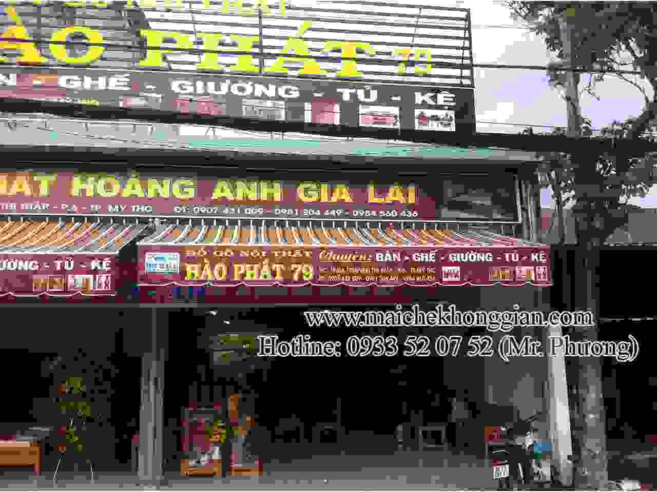Bán Mái Hiên Thị Xã Long Mỹ Hậu Giang