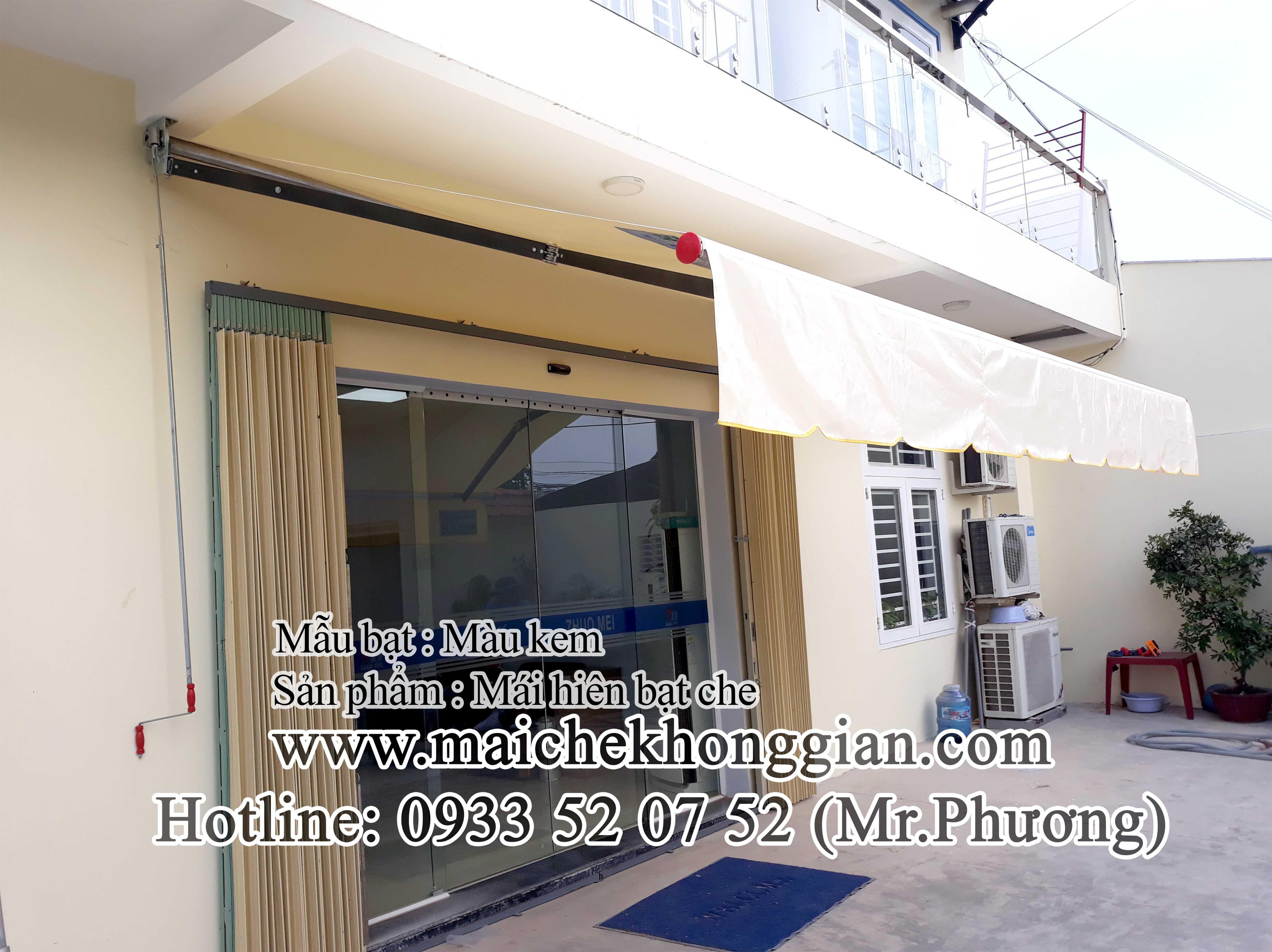 Mái Hiên Bạt Gò Công Tây Tiền Giang