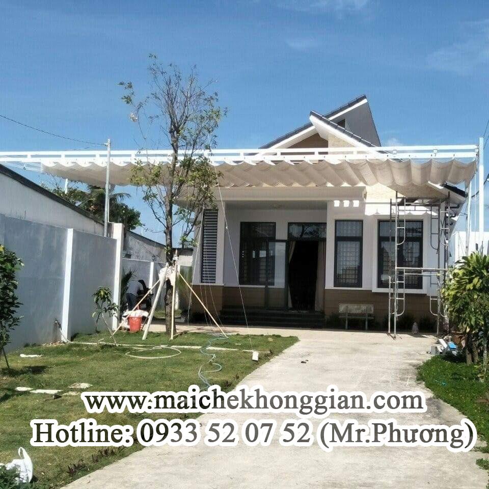Mái che di động Quận Bình Thạnh TP Hồ Chí Minh