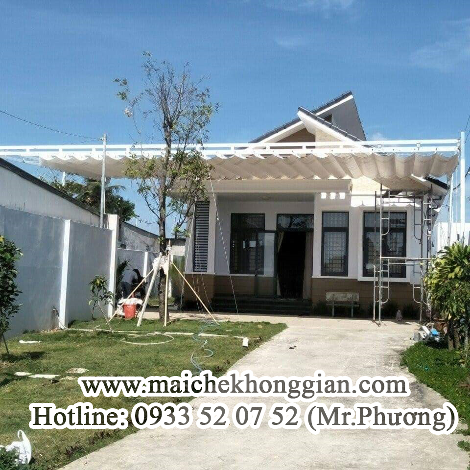 Mái che di động Quận 12 TP Hồ Chí Minh