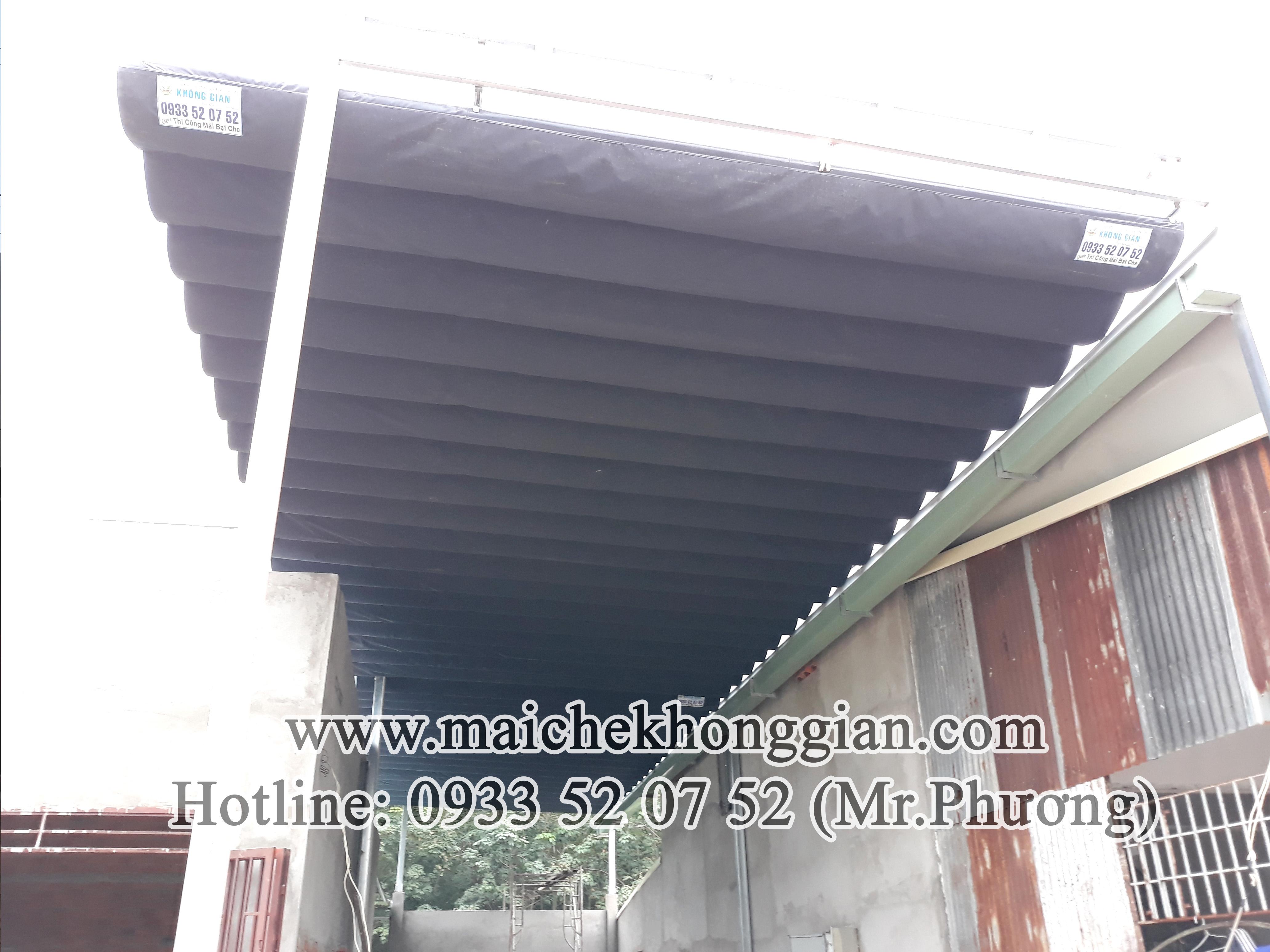 Mái che Bến Cầu Tây Ninh