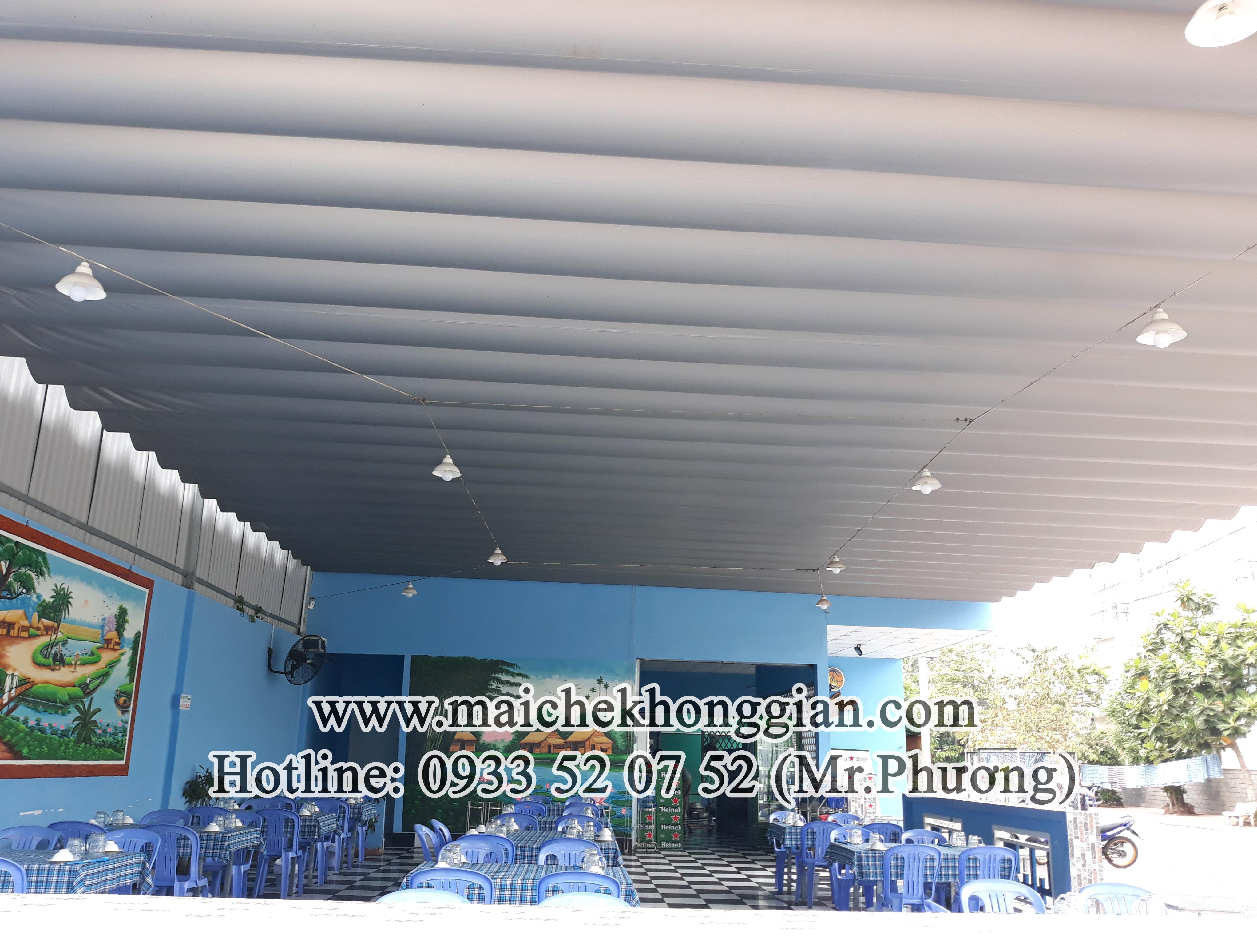 Mái che Huyện Bình Tân Vĩnh Long