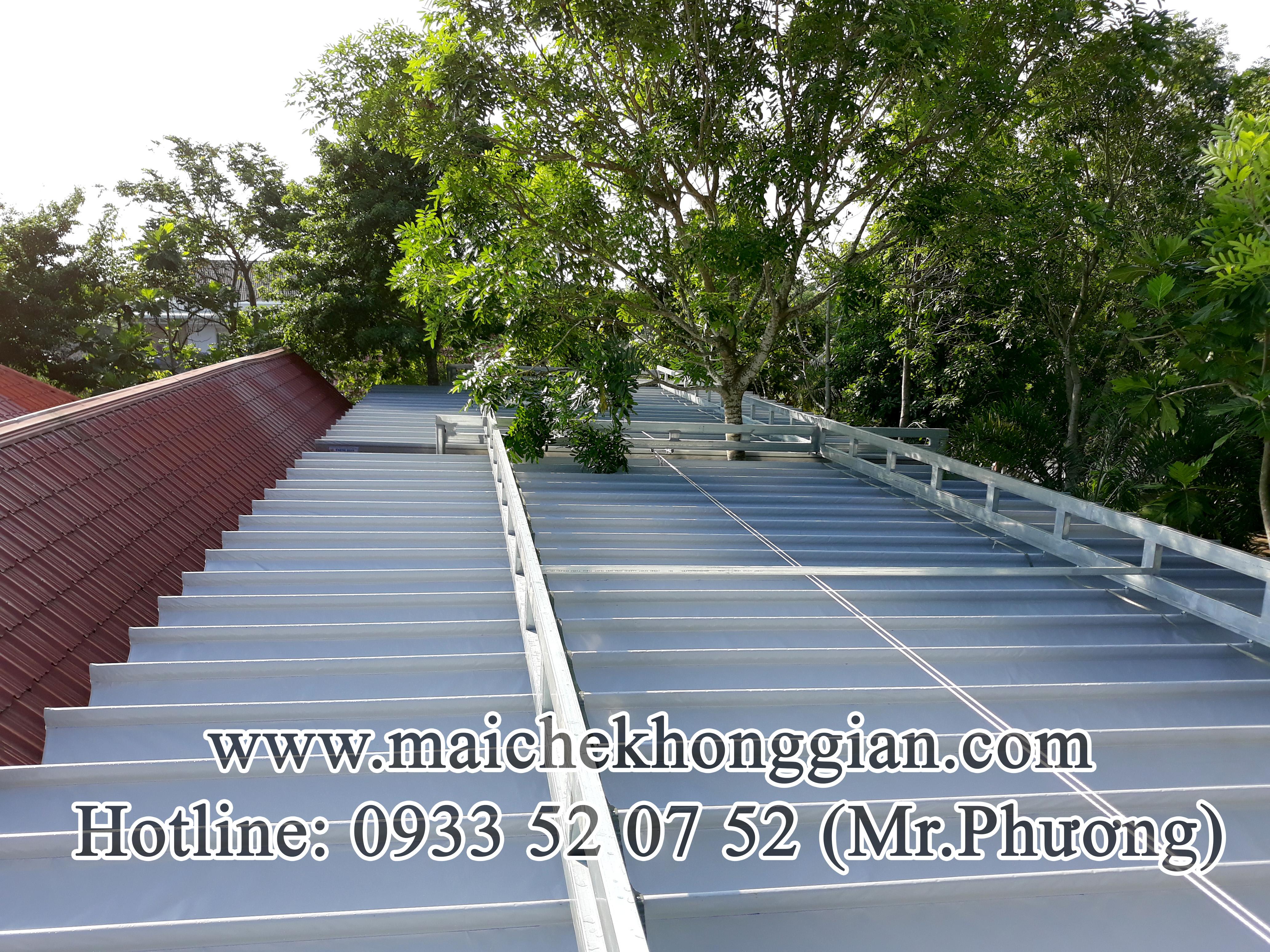 Mái xếp di động Tân Phước Tiền Giang