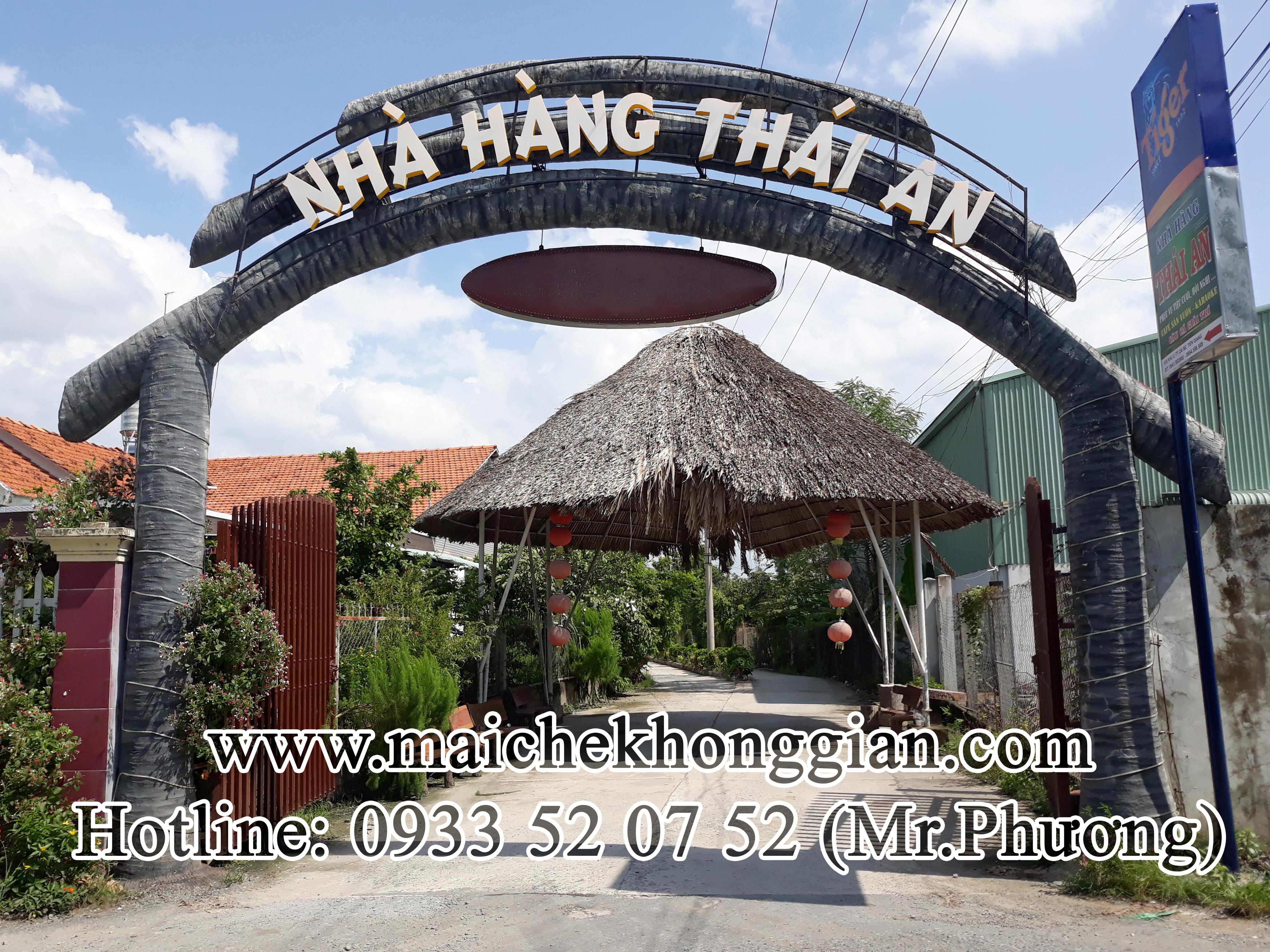 Mái Che Xếp Huyện Long Hồ Vĩnh Long
