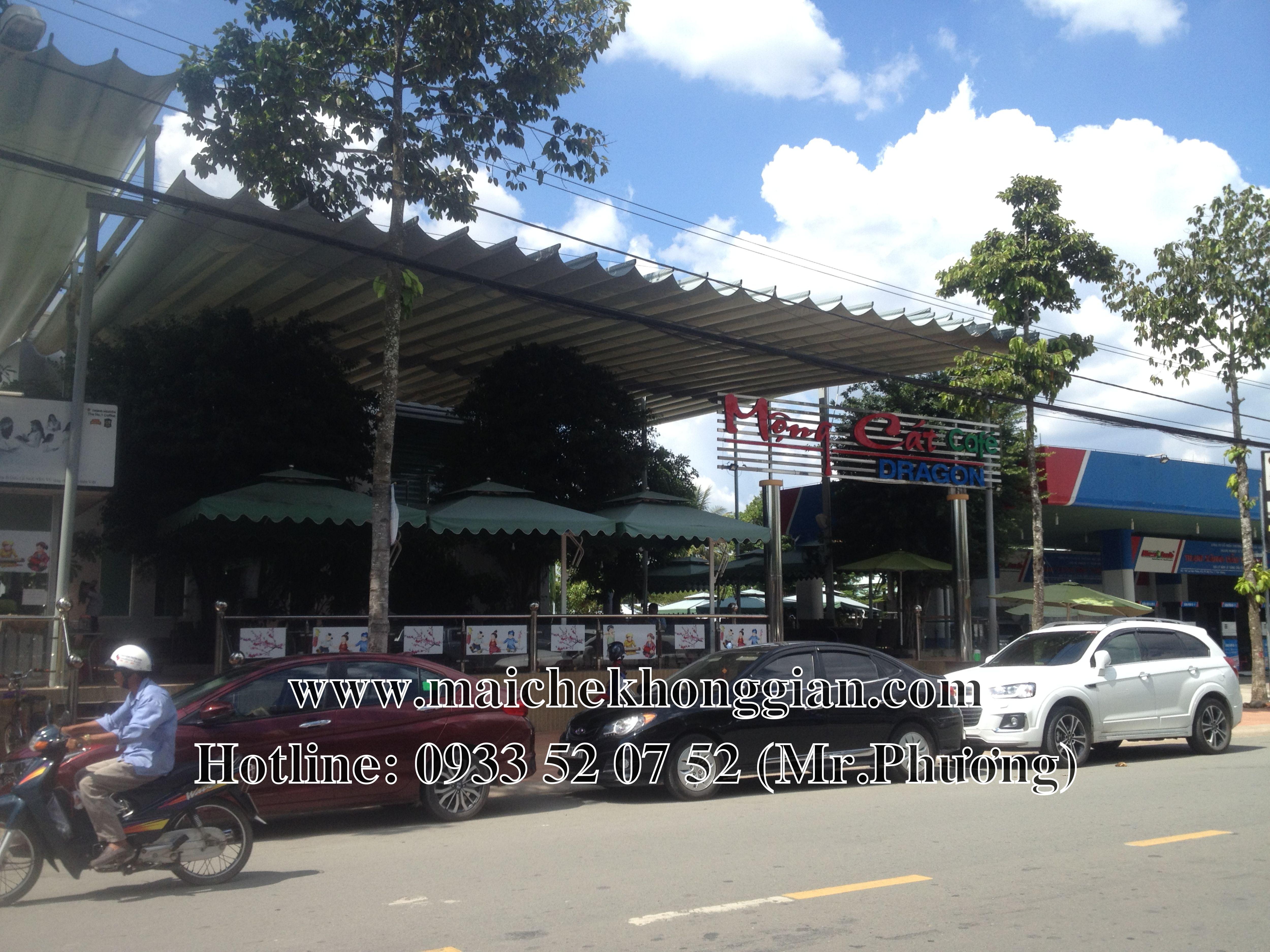 Mái che tốt Thủ Thừa Long An