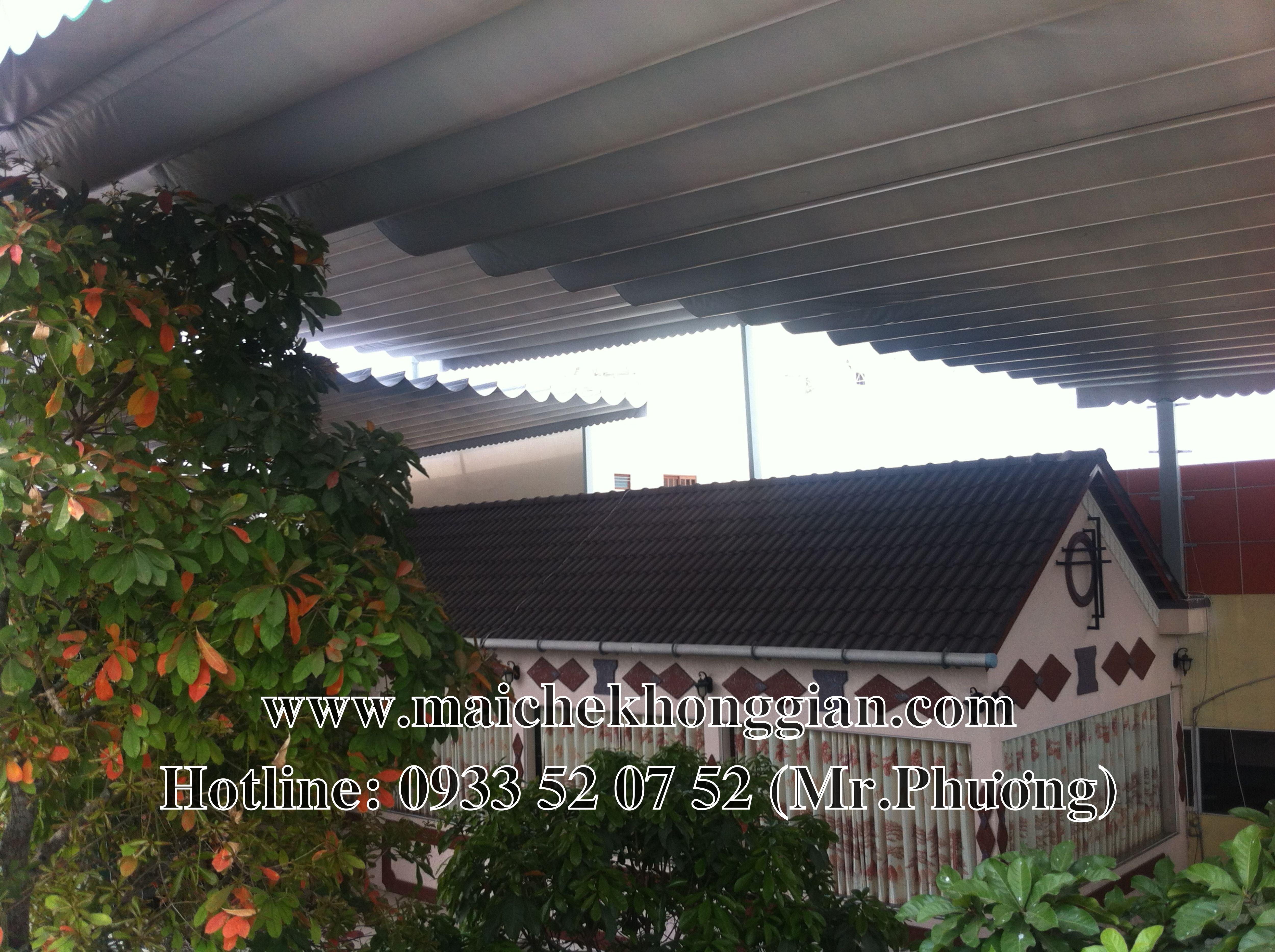 Mái Che Đẹp Chợ Gạo Tiền Giang