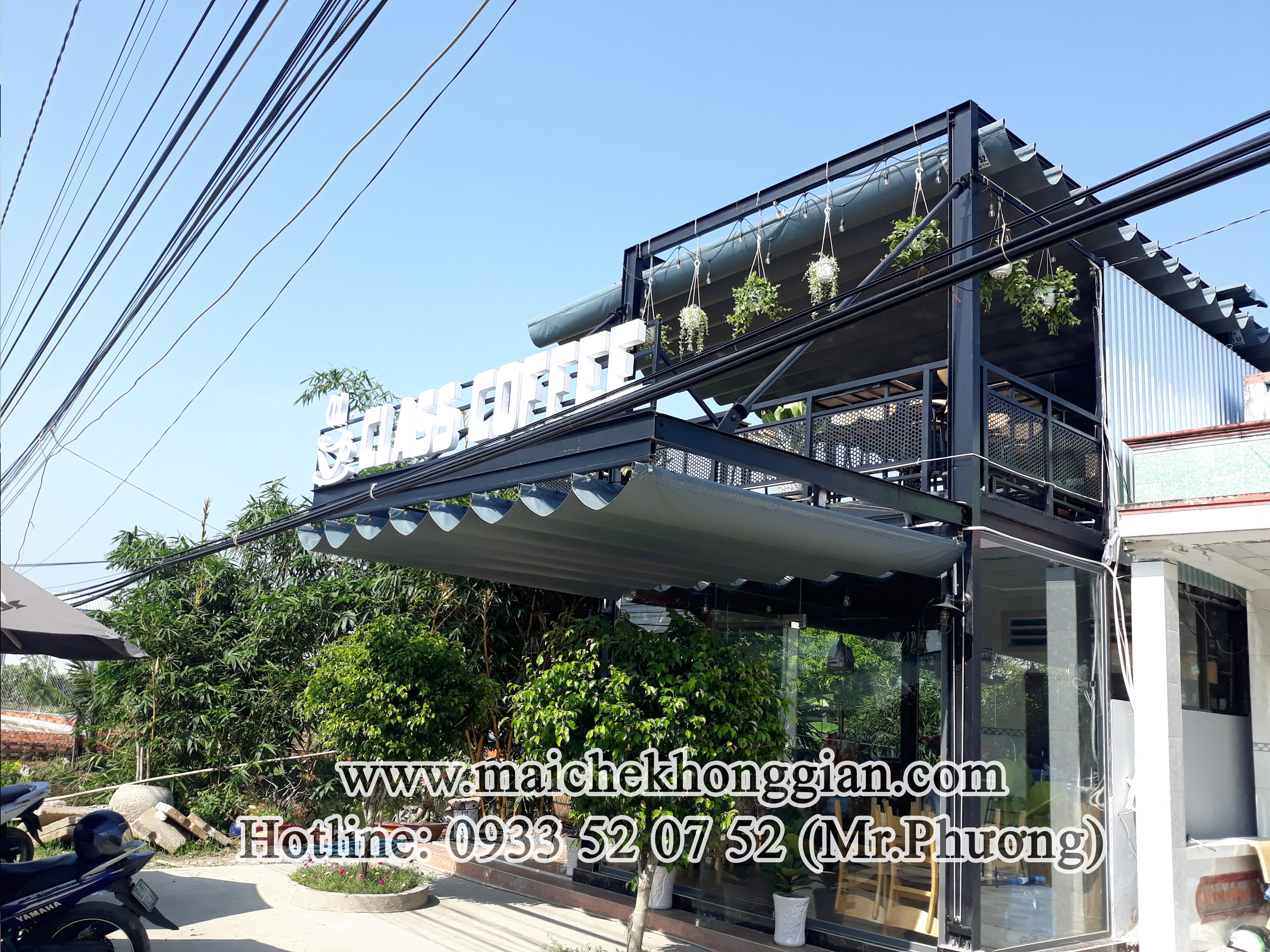 Mái bạt Huyện Trà Ôn Vĩnh Long