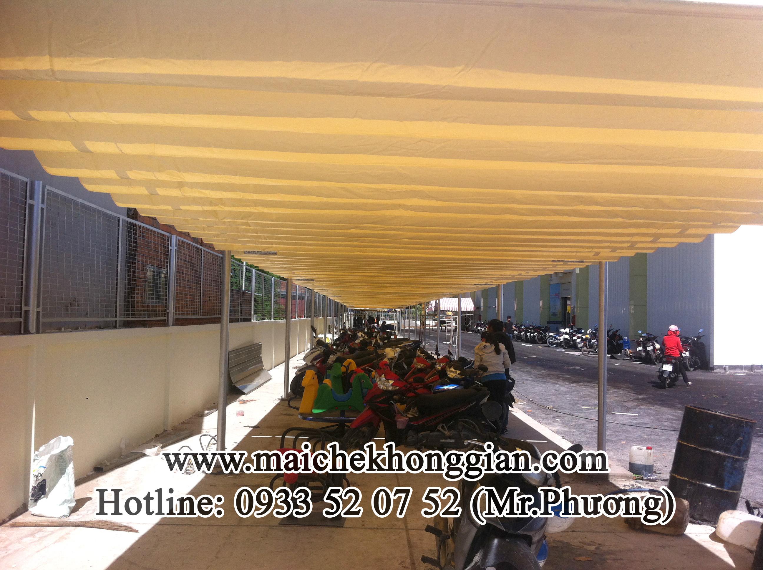 Mái bạt Huyện Vũng Liêm Vĩnh Long