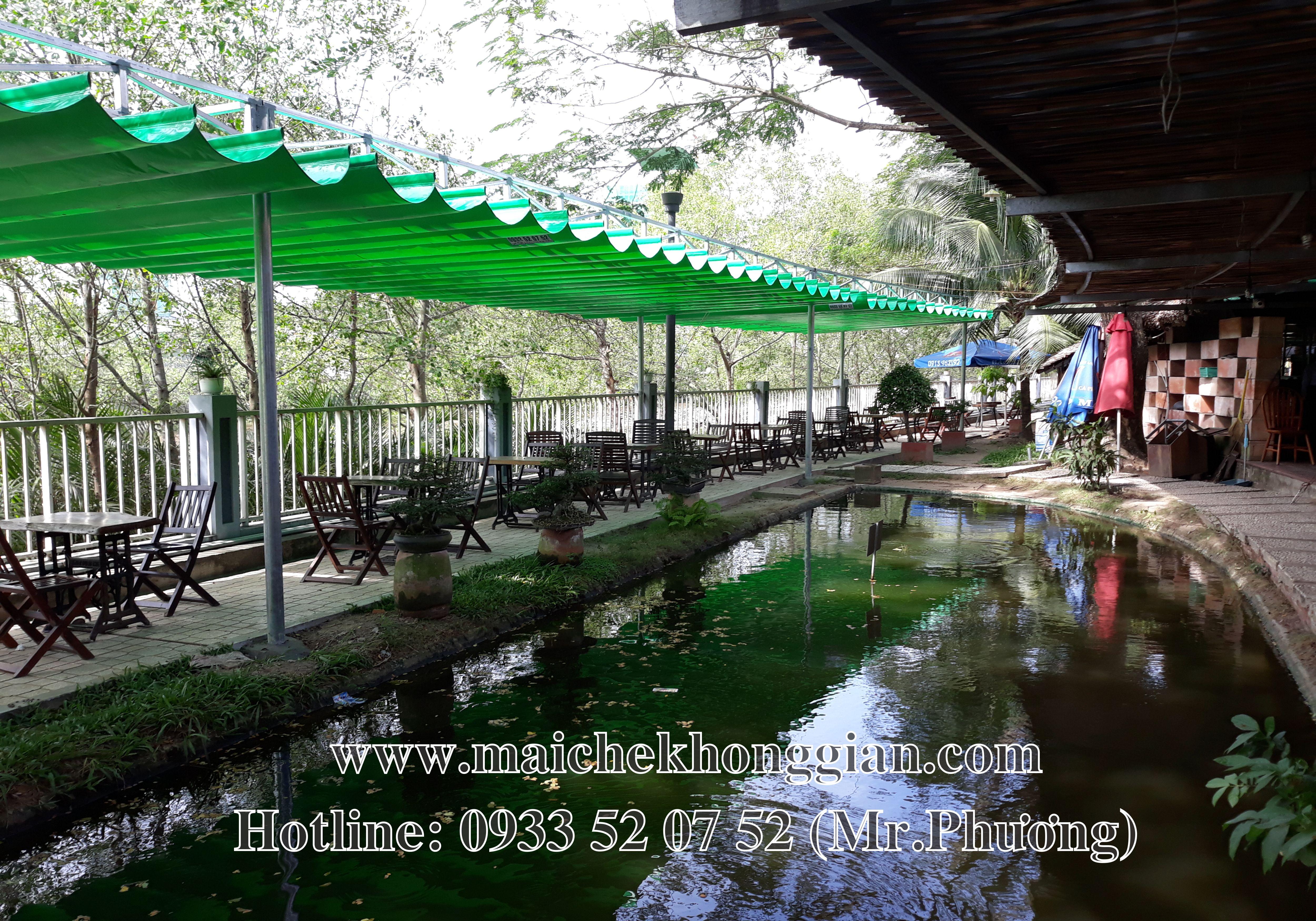Mái Che Thông Minh Tân Phú Đông Tiền Giang