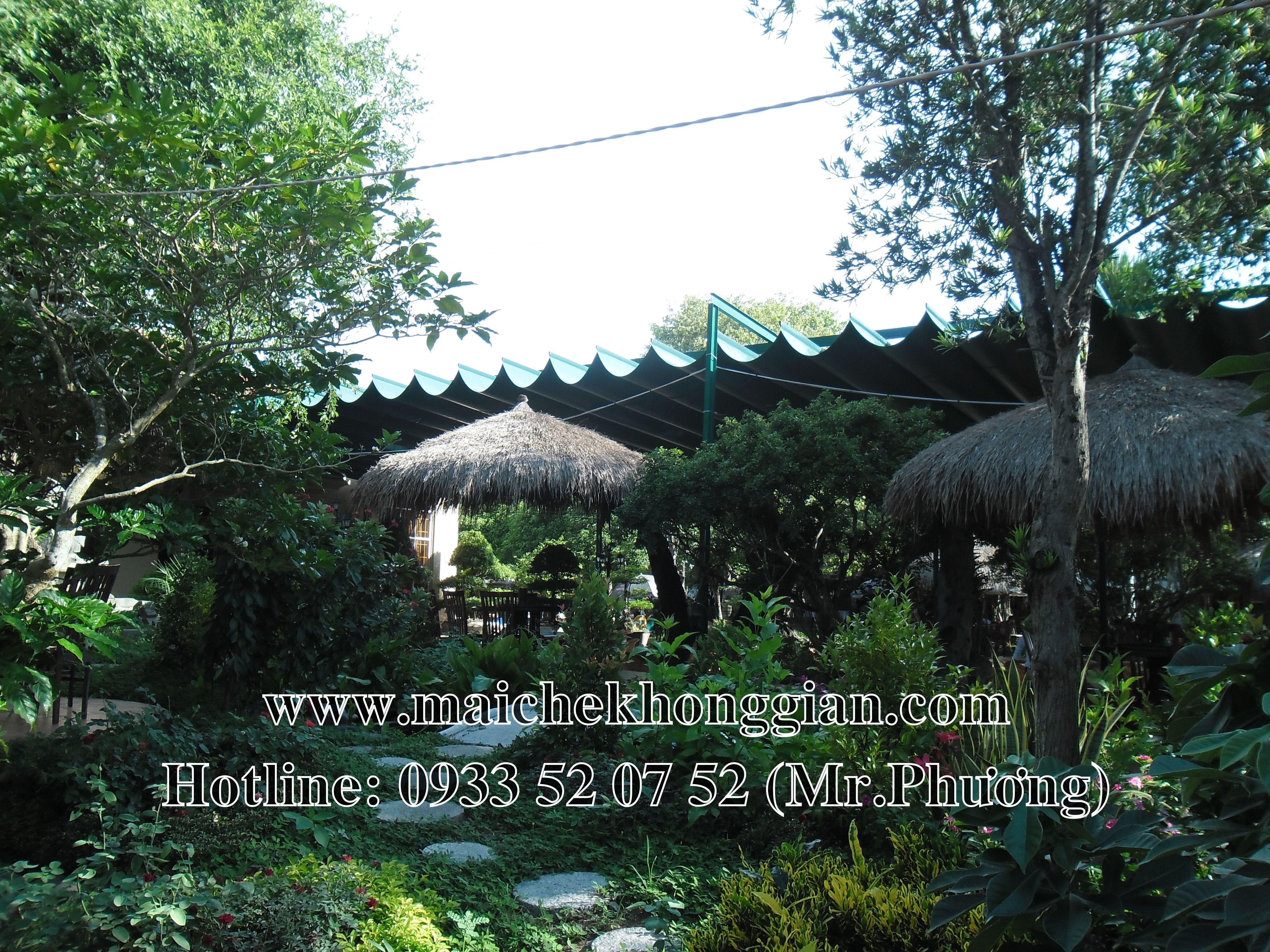Mái bạt Huyện Phong Điền Cần Thơ