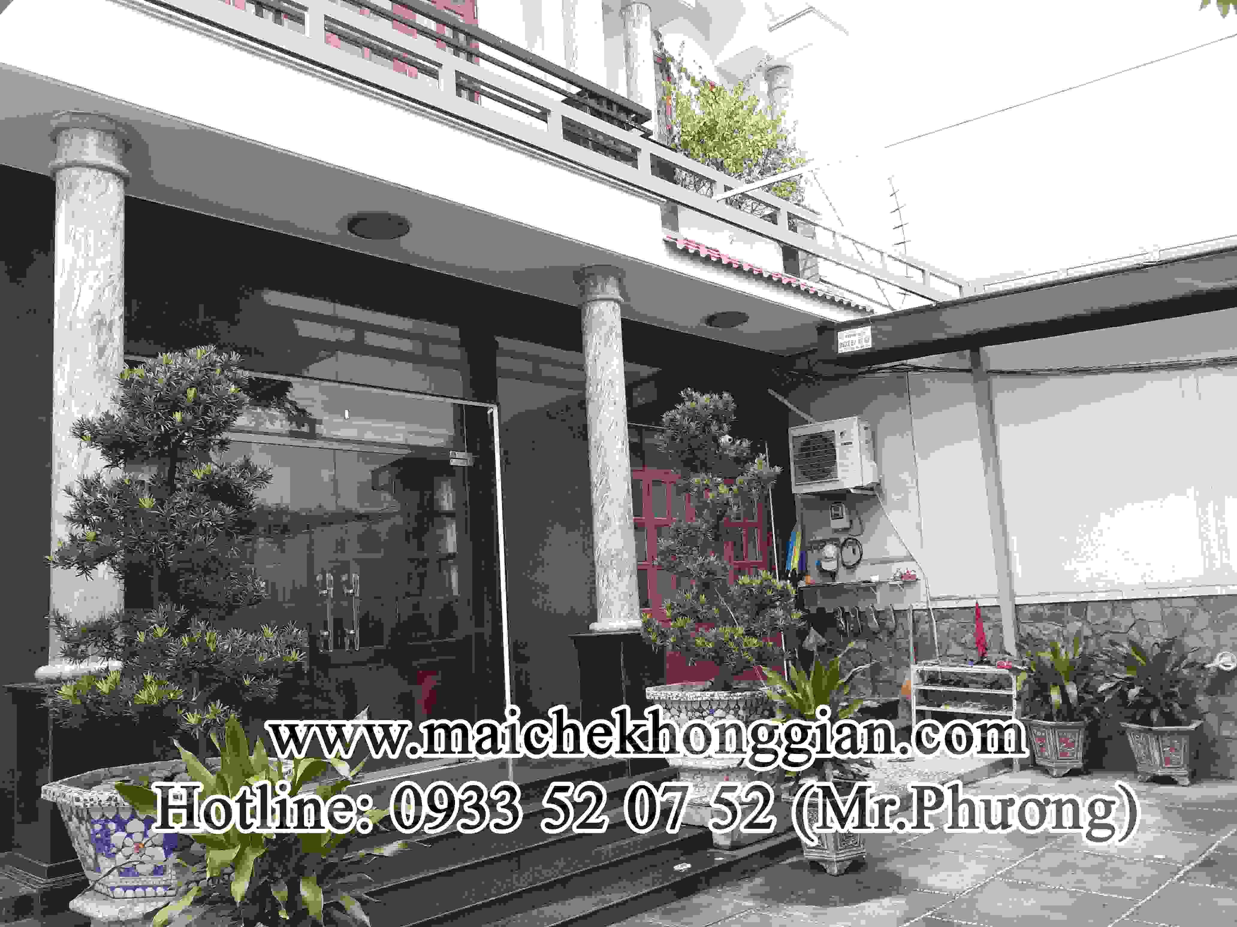 Mái bạt Huyện Châu Thành Hậu Giang