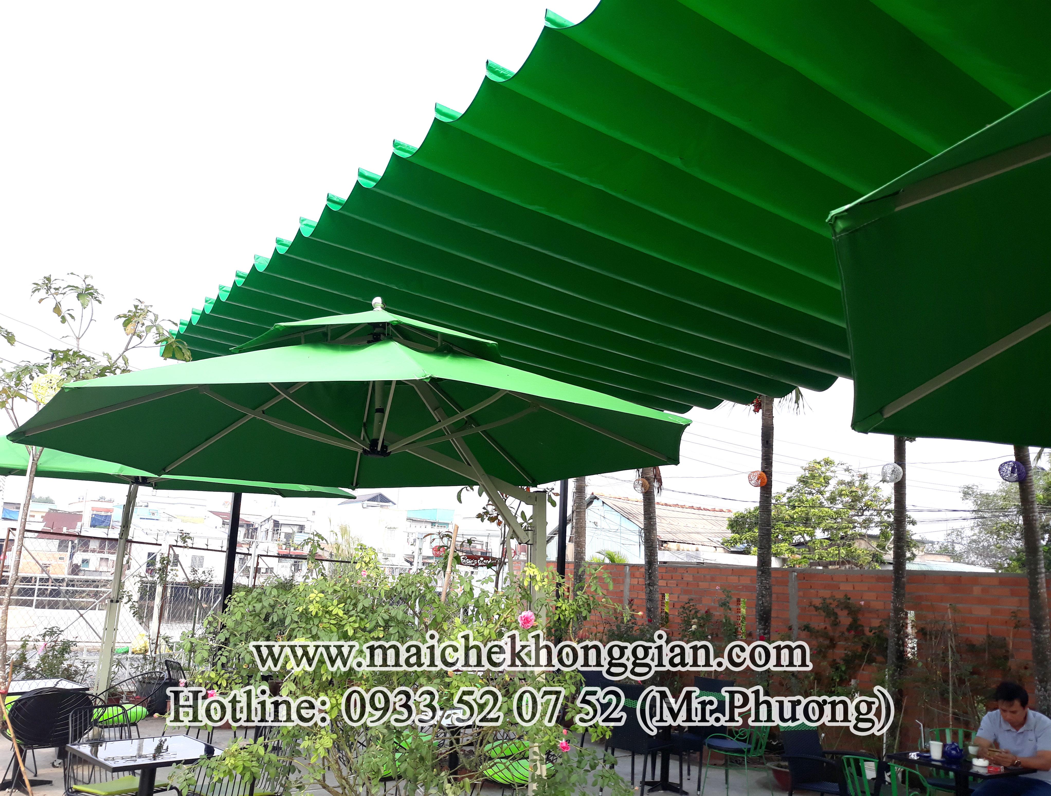 Mái Che Bạt Huyện Trà Ôn Vĩnh Long