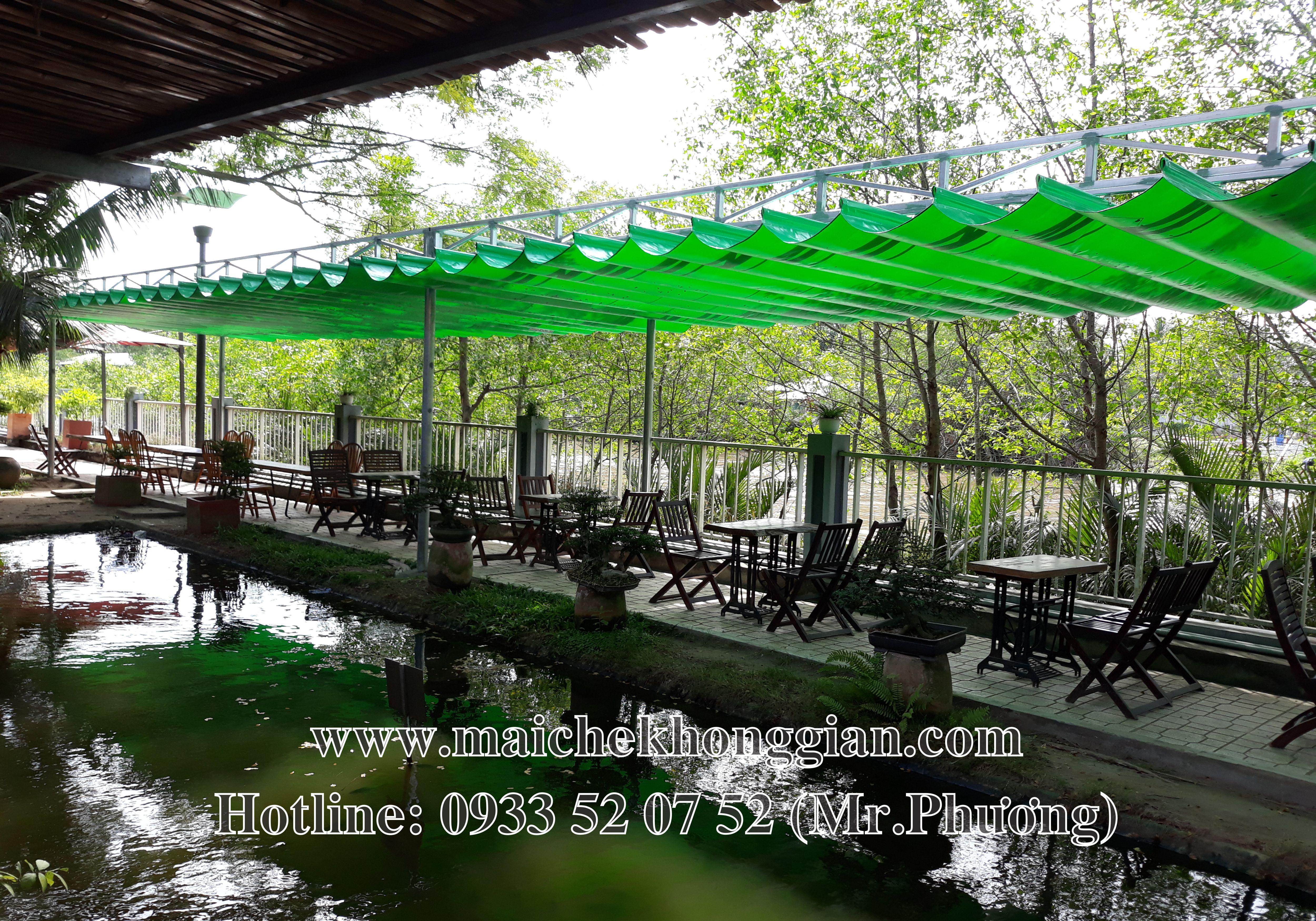 Mái bạt di động Huyện Mang Thít Vĩnh Long