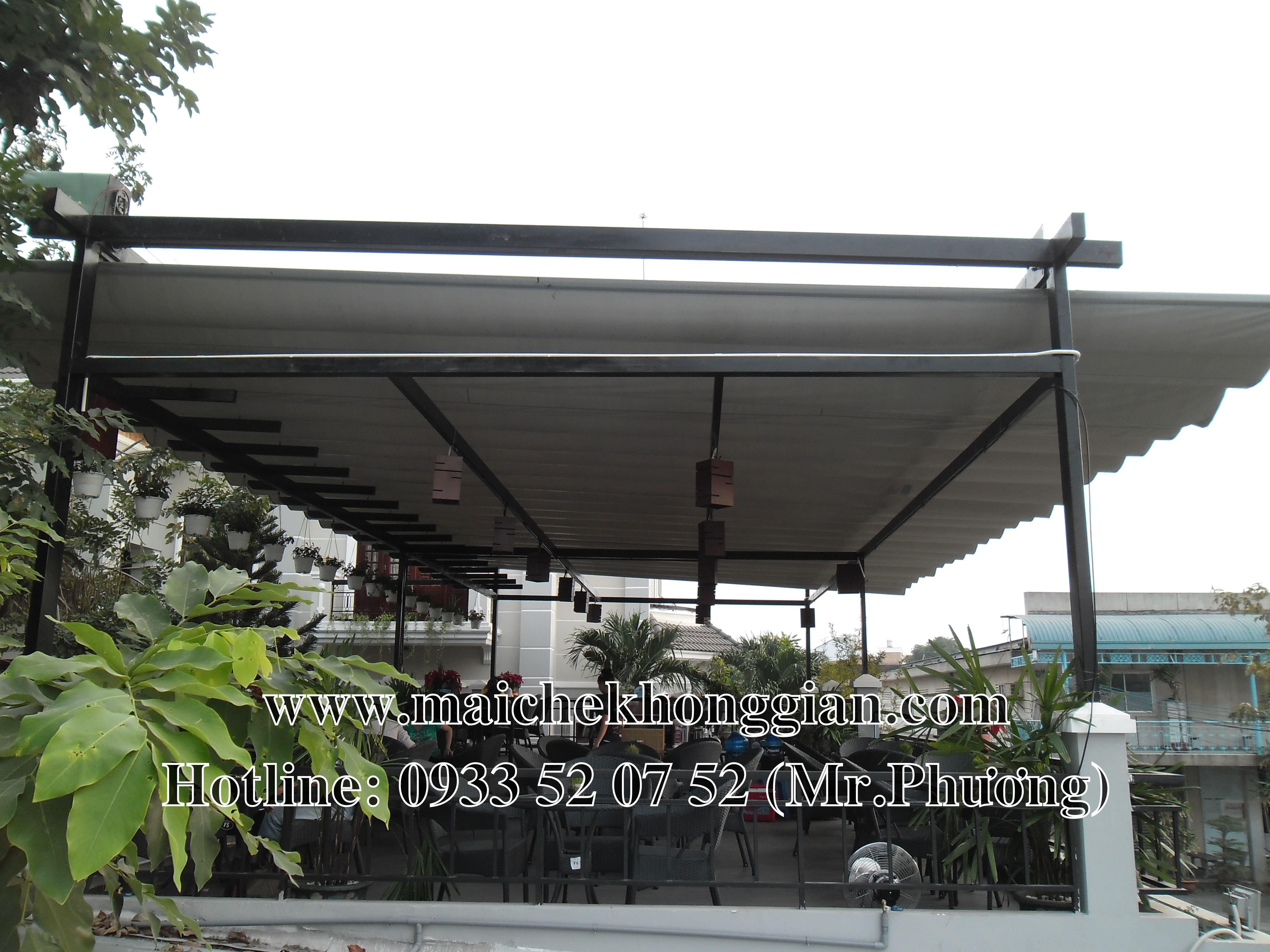 Mái bạt di động Huyện Tam Bình Vĩnh Long