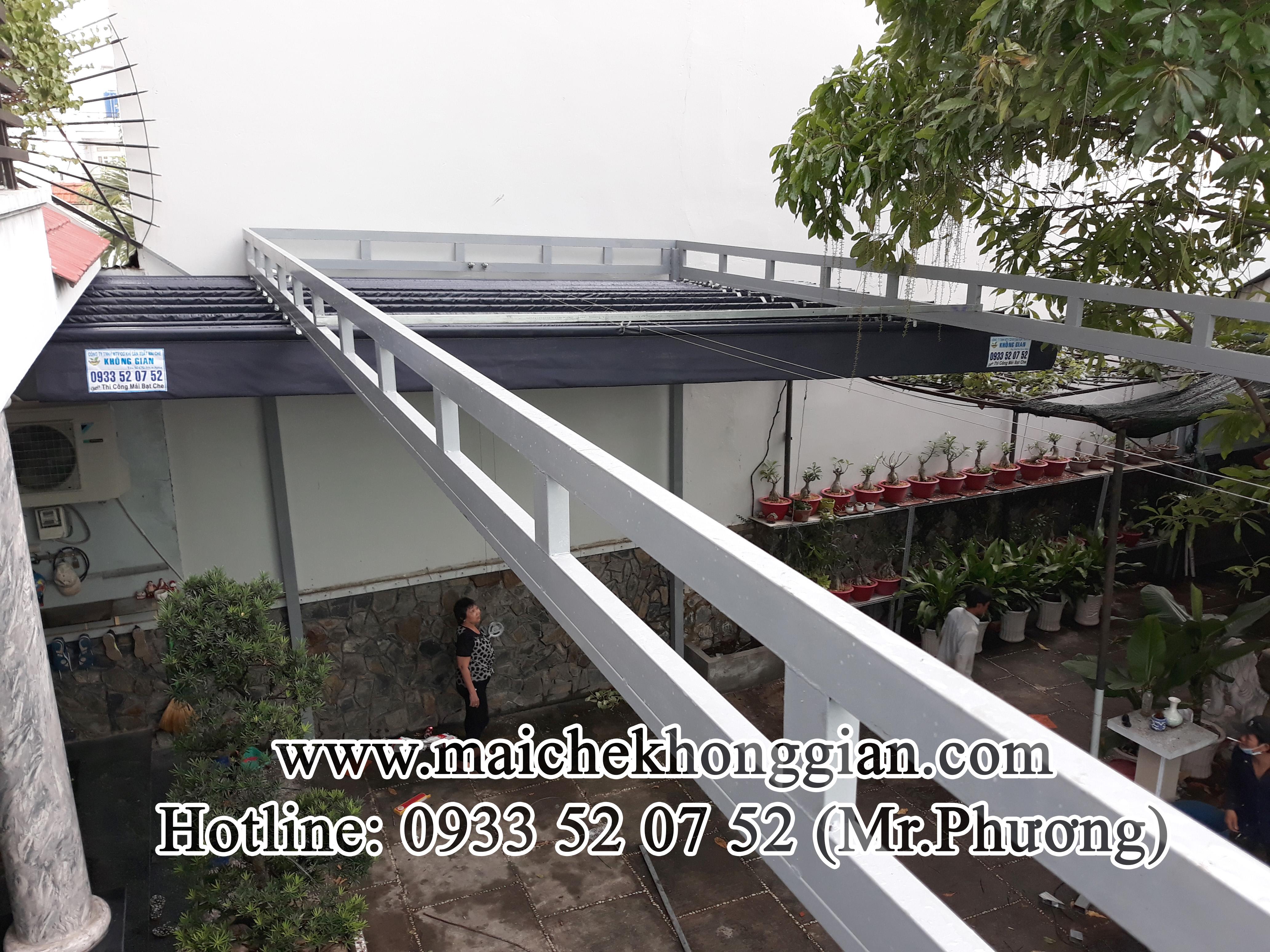 Mái Che Sân Huyện Phong Điền Cần Thơ