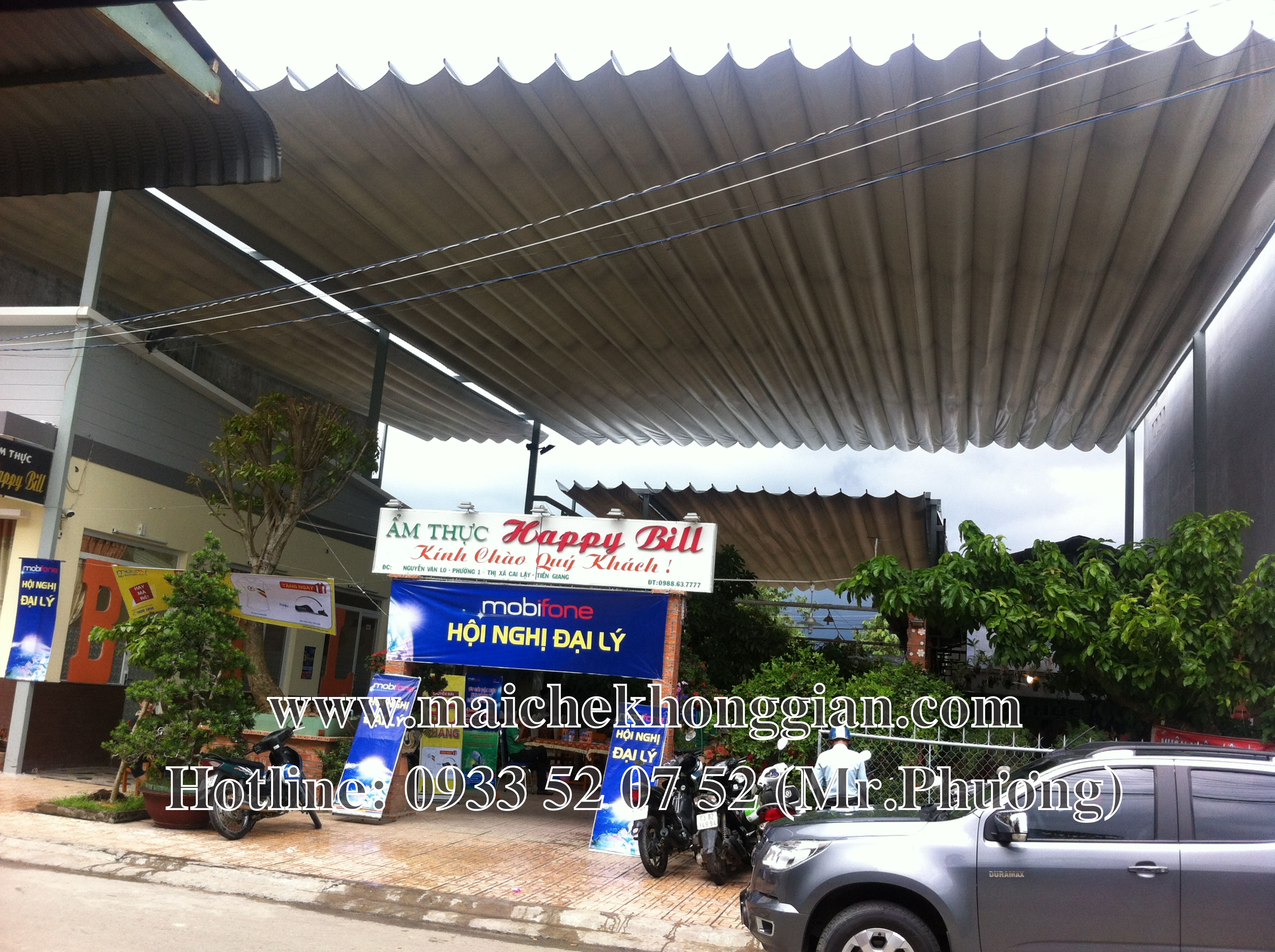 Mái Che Quận Huyện Bình Tân Vĩnh Long