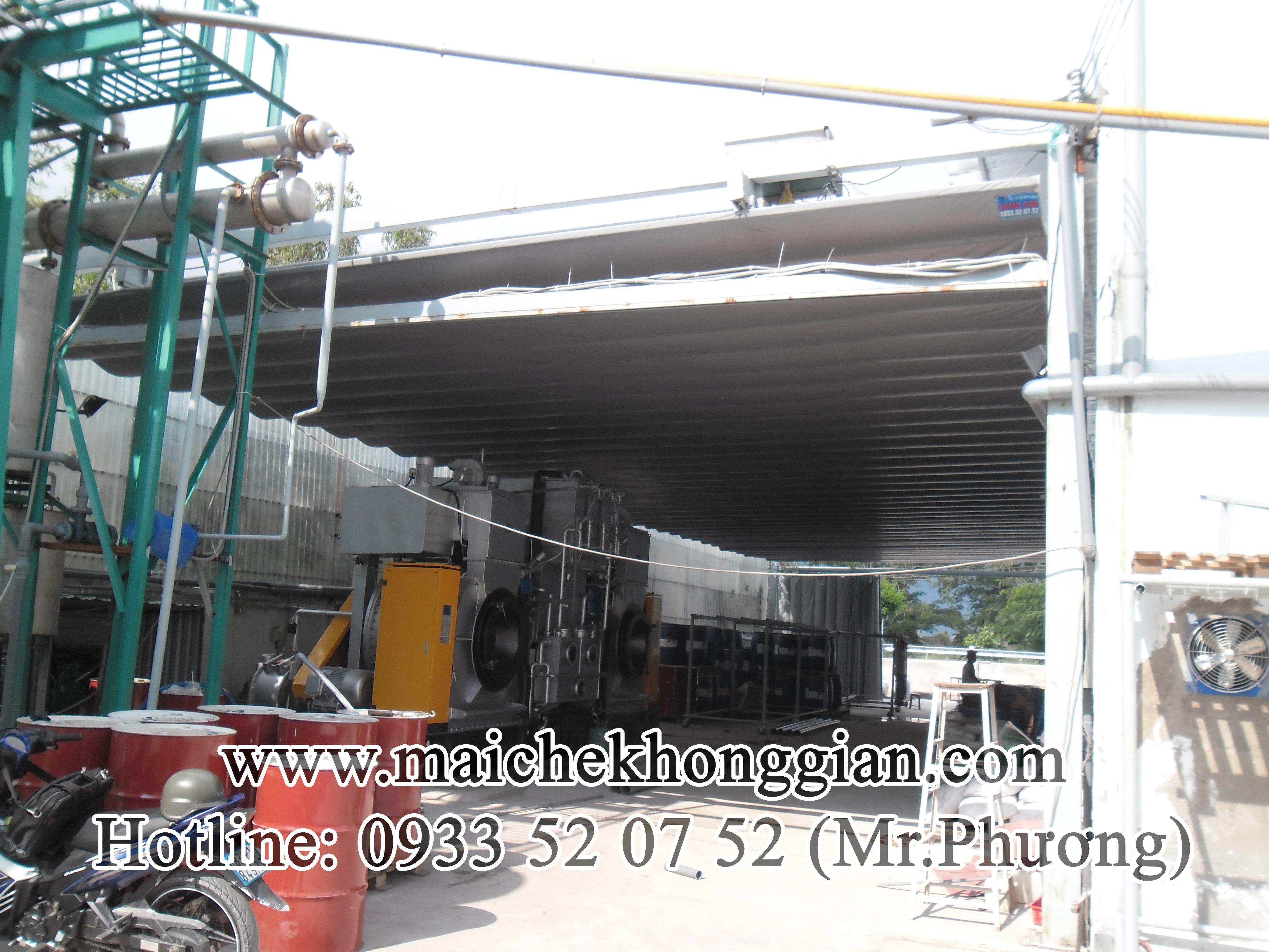 Mái Che Kho Hàng Huyện Trà Ôn Vĩnh Long