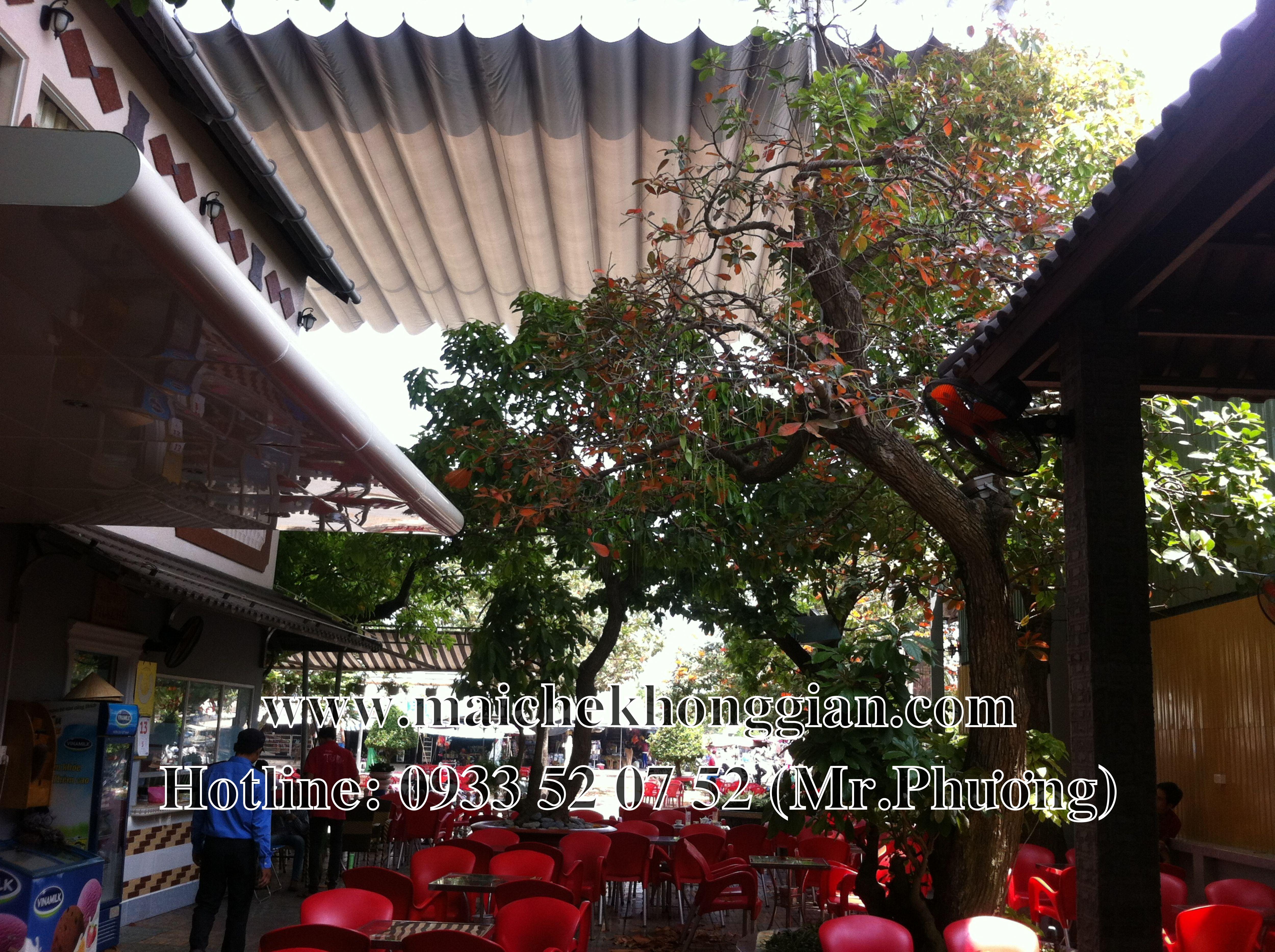Mái Che Đẹp Huyện Cù Lao Dung Sóc Trăng