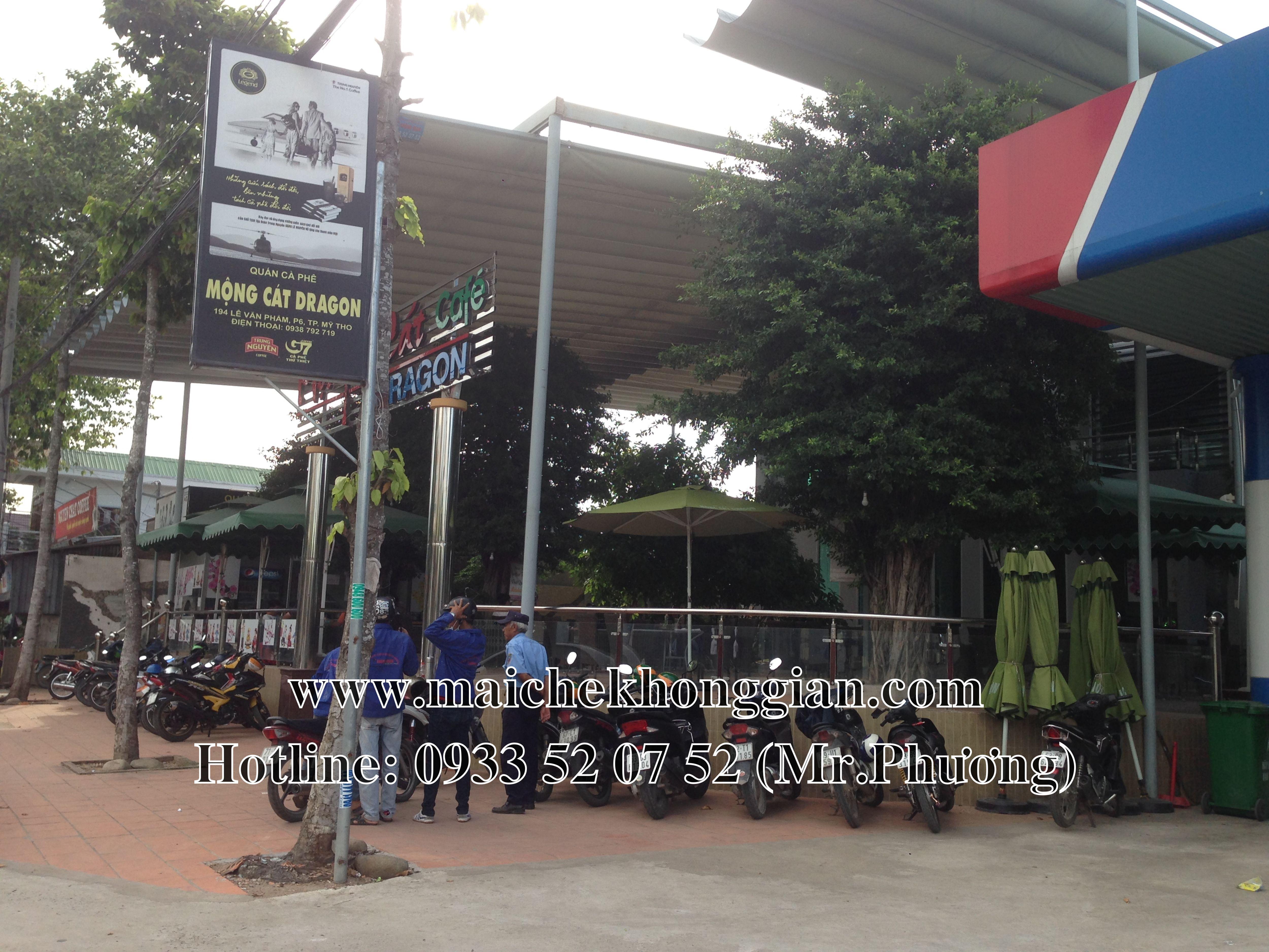 Mái Che Tốt Huyện Long Phú Sóc Trăng