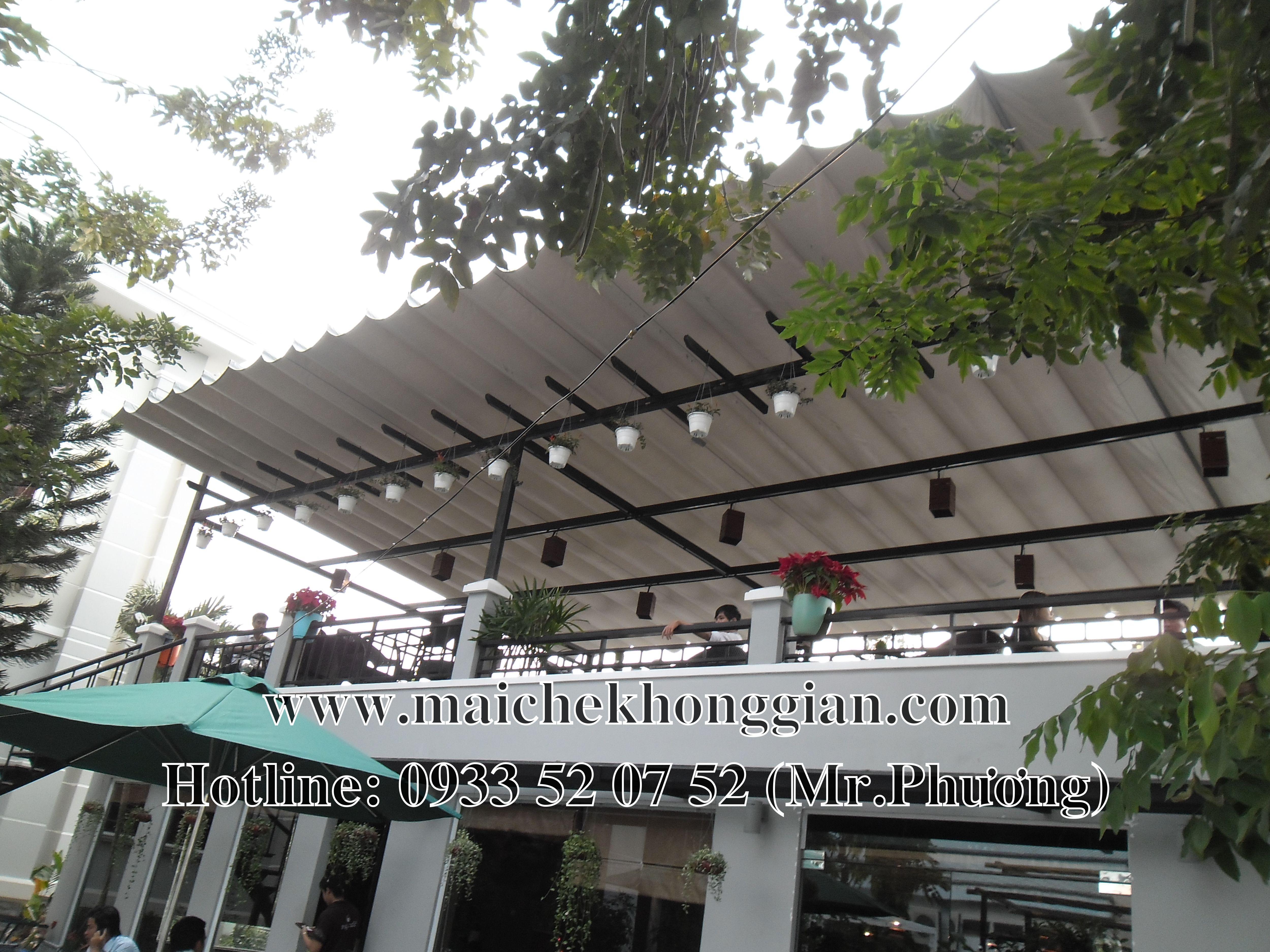 Bạt mái che Huyện Tam Bình Vĩnh Long