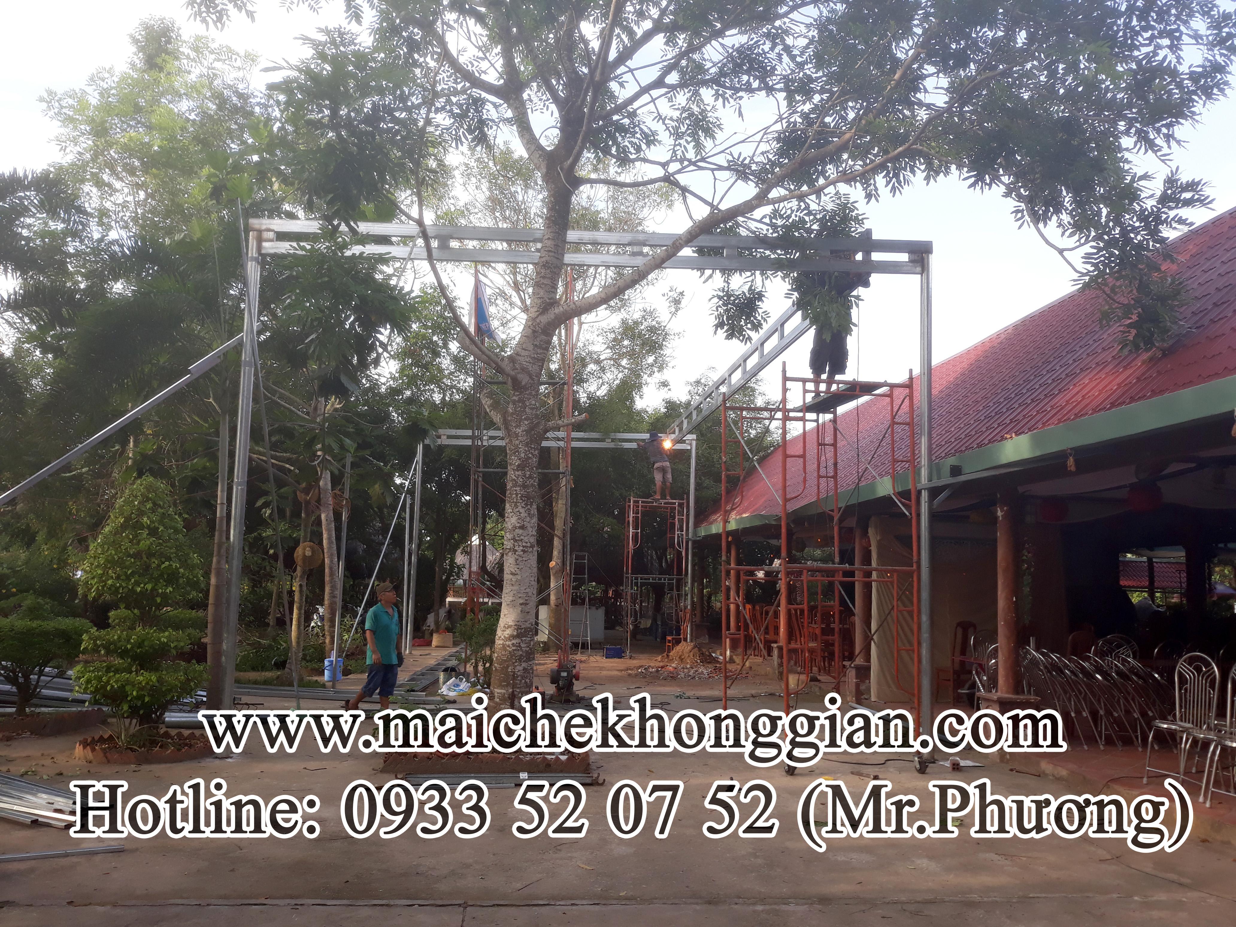 Mái Kéo Huyện Phong Điền Cần Thơ