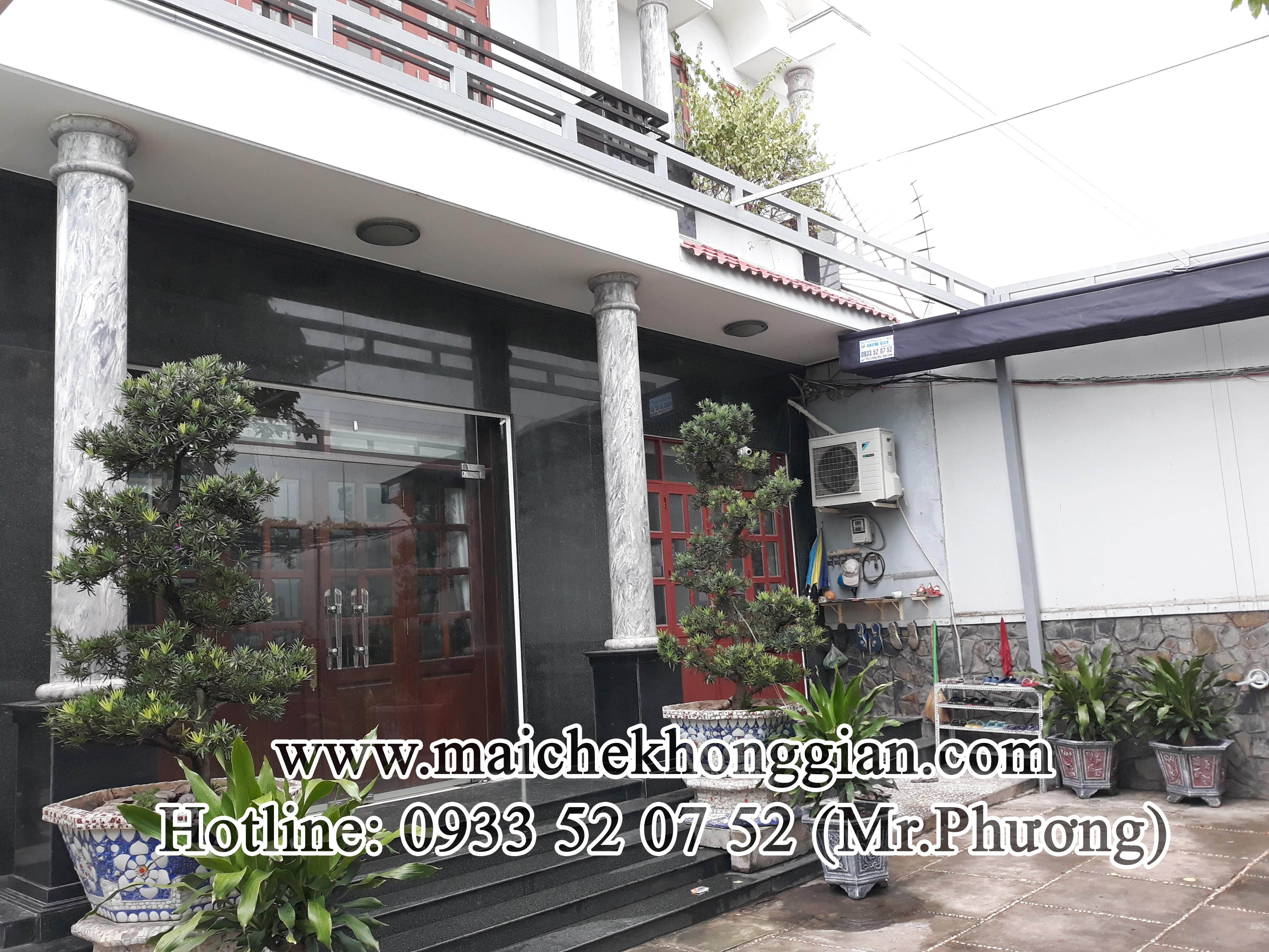 Mái Che Máng Sói Huyện Phong Điền Cần Thơ