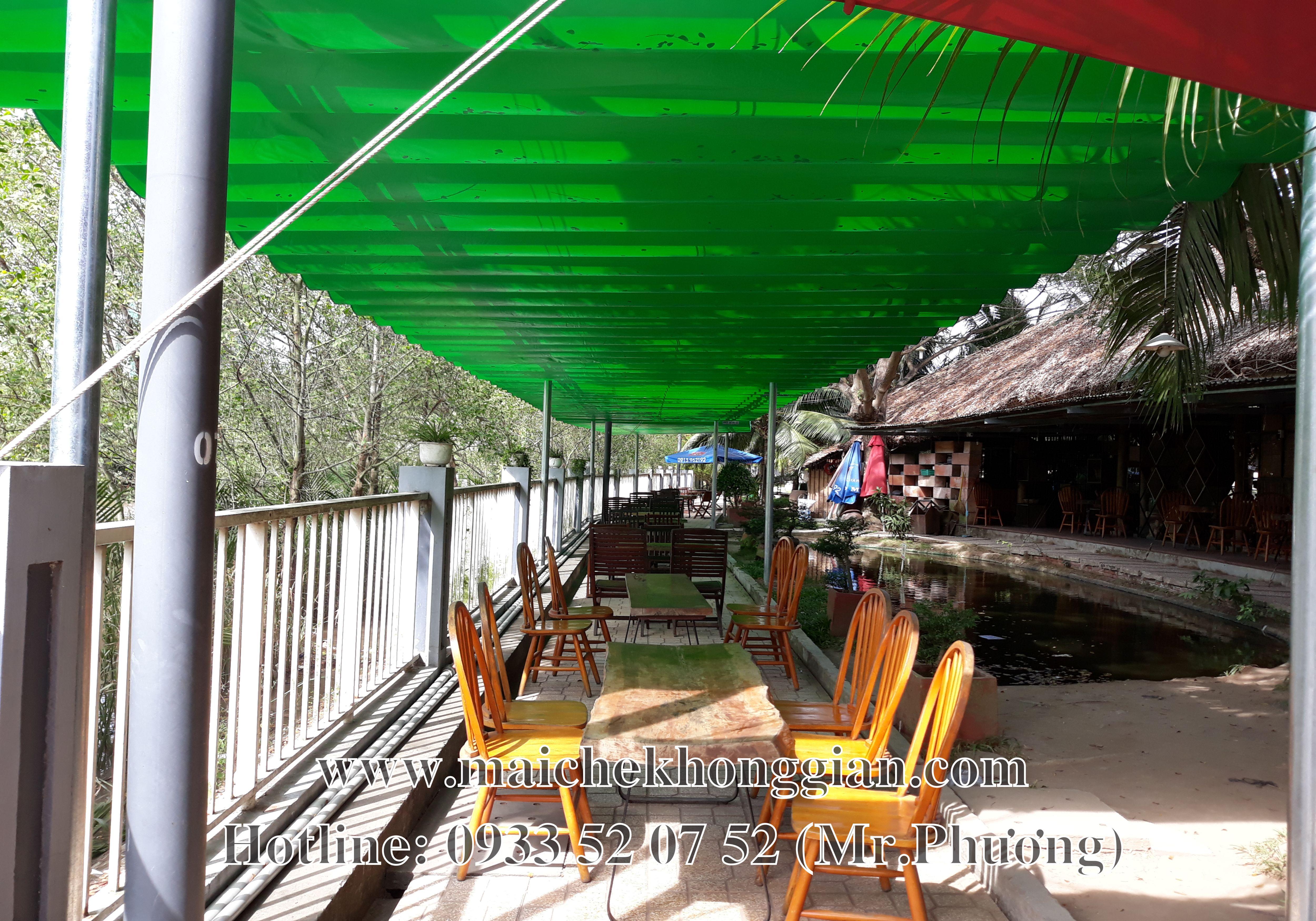 Mái Che Thông Minh Huyện Thới Lai Cần Thơ