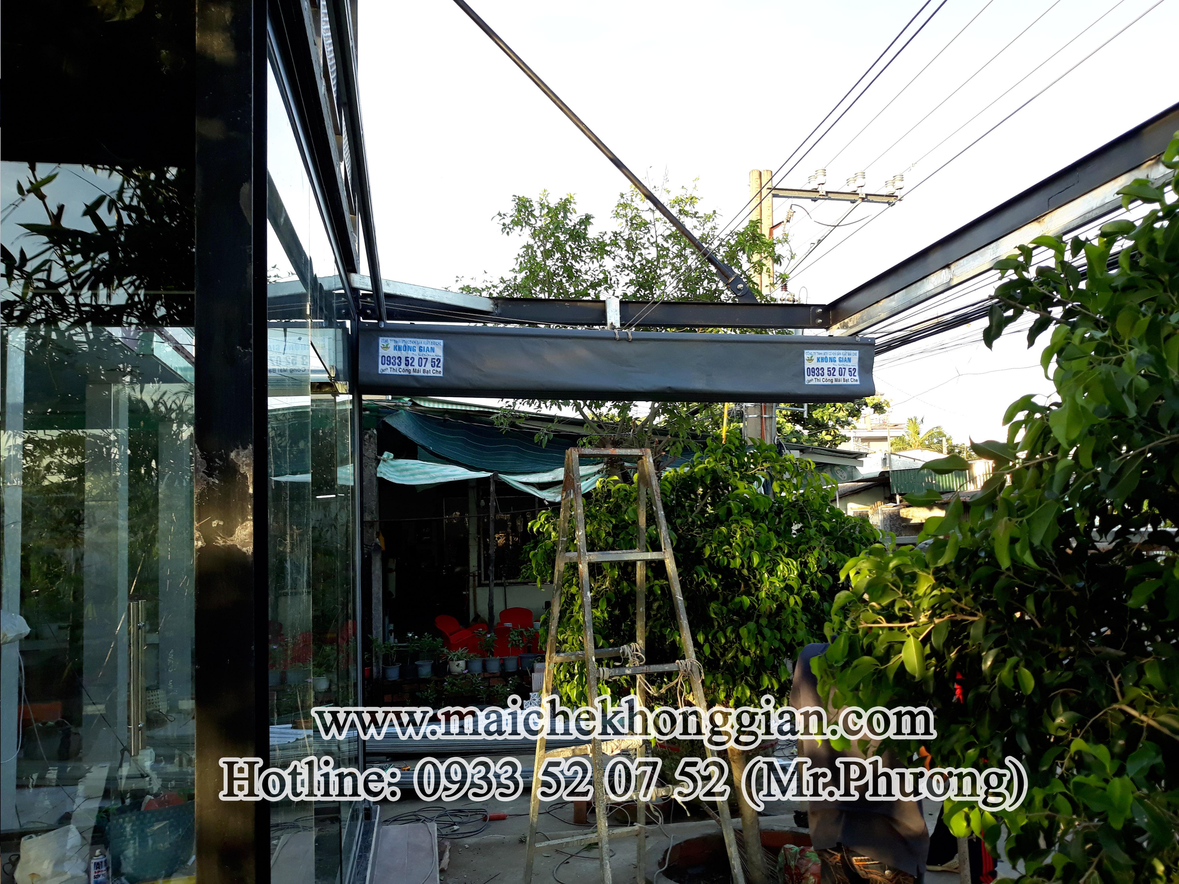 Mái Che Quán Cà Phê Huyện Bình Tân Vĩnh Long