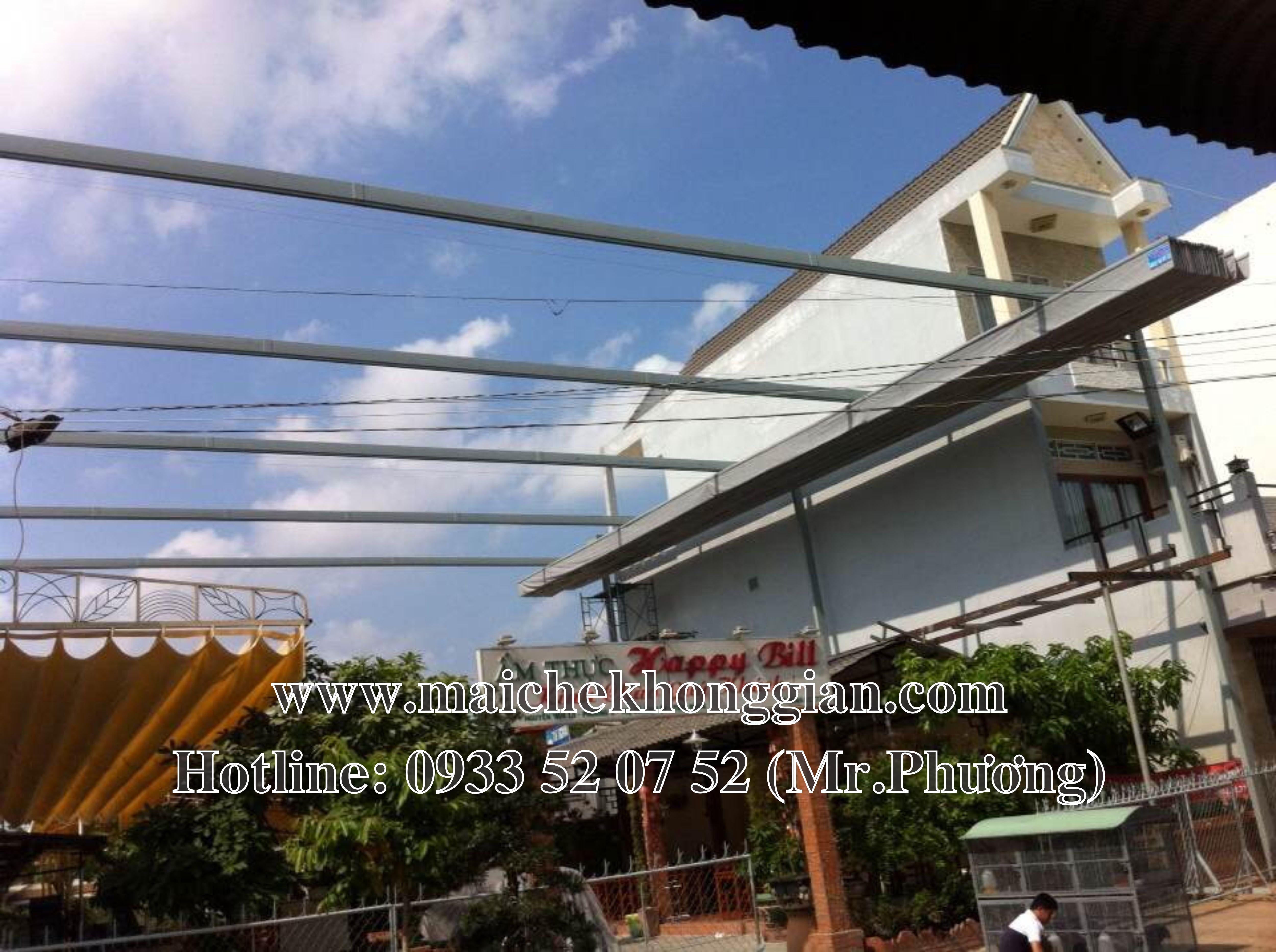 Mái Che Huyện Cù Lao Dung Sóc Trăng