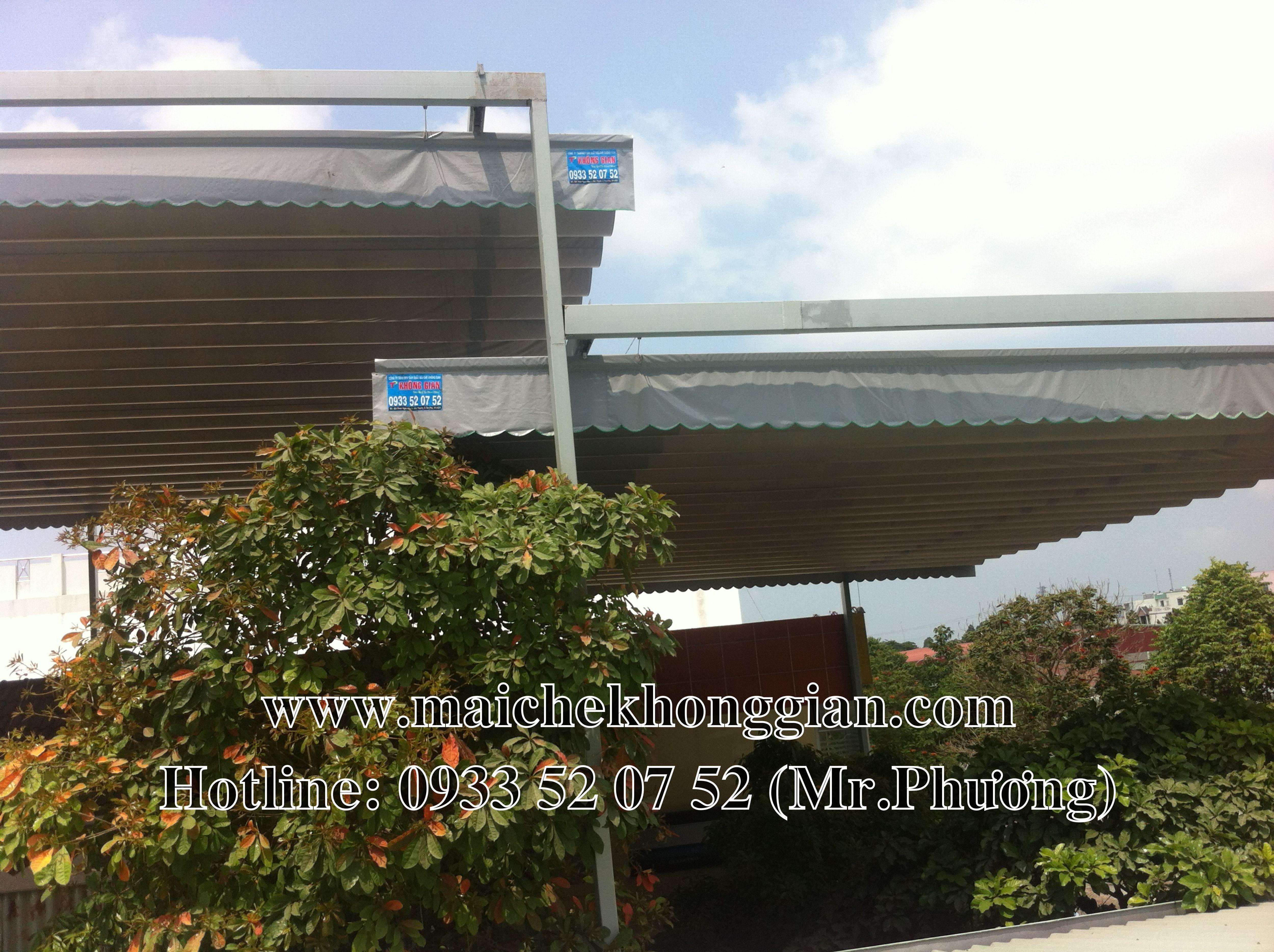 Mái Che Đẹp Huyện Bình Minh Vĩnh Long