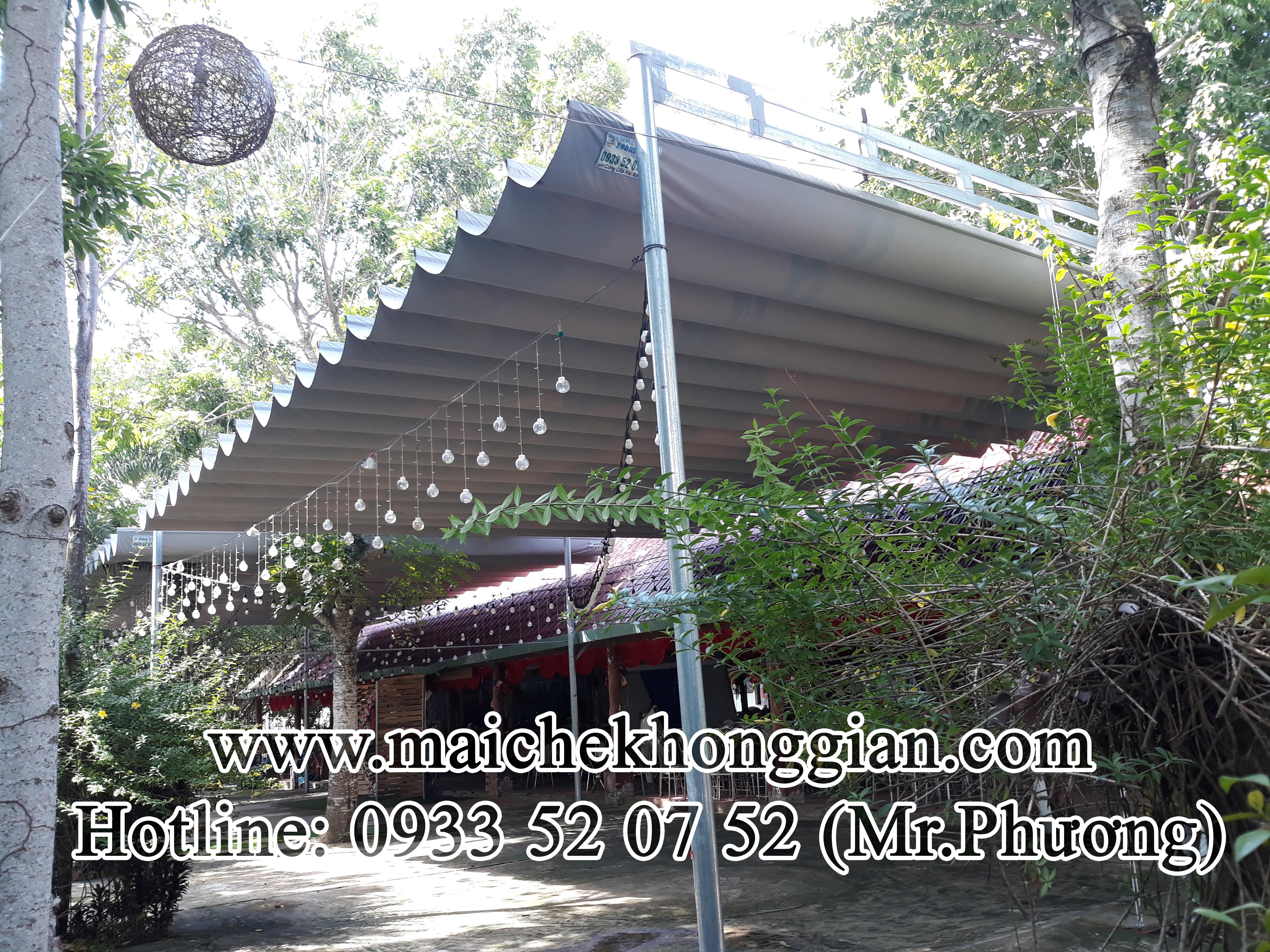 Mái xếp Huyện Trà Ôn Vĩnh Long