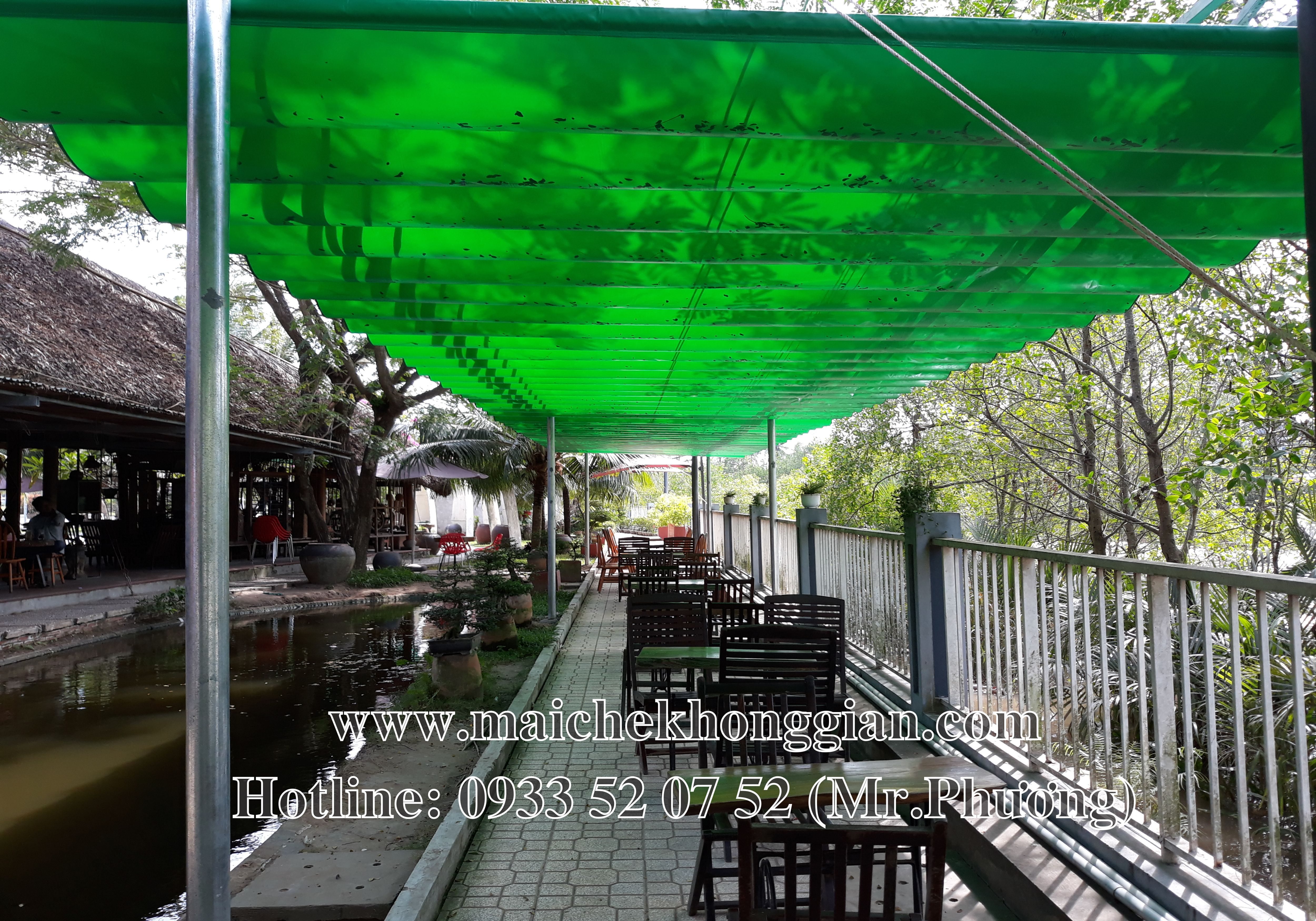 Mái Che Thông Minh Huyện Long Phú Sóc Trăng