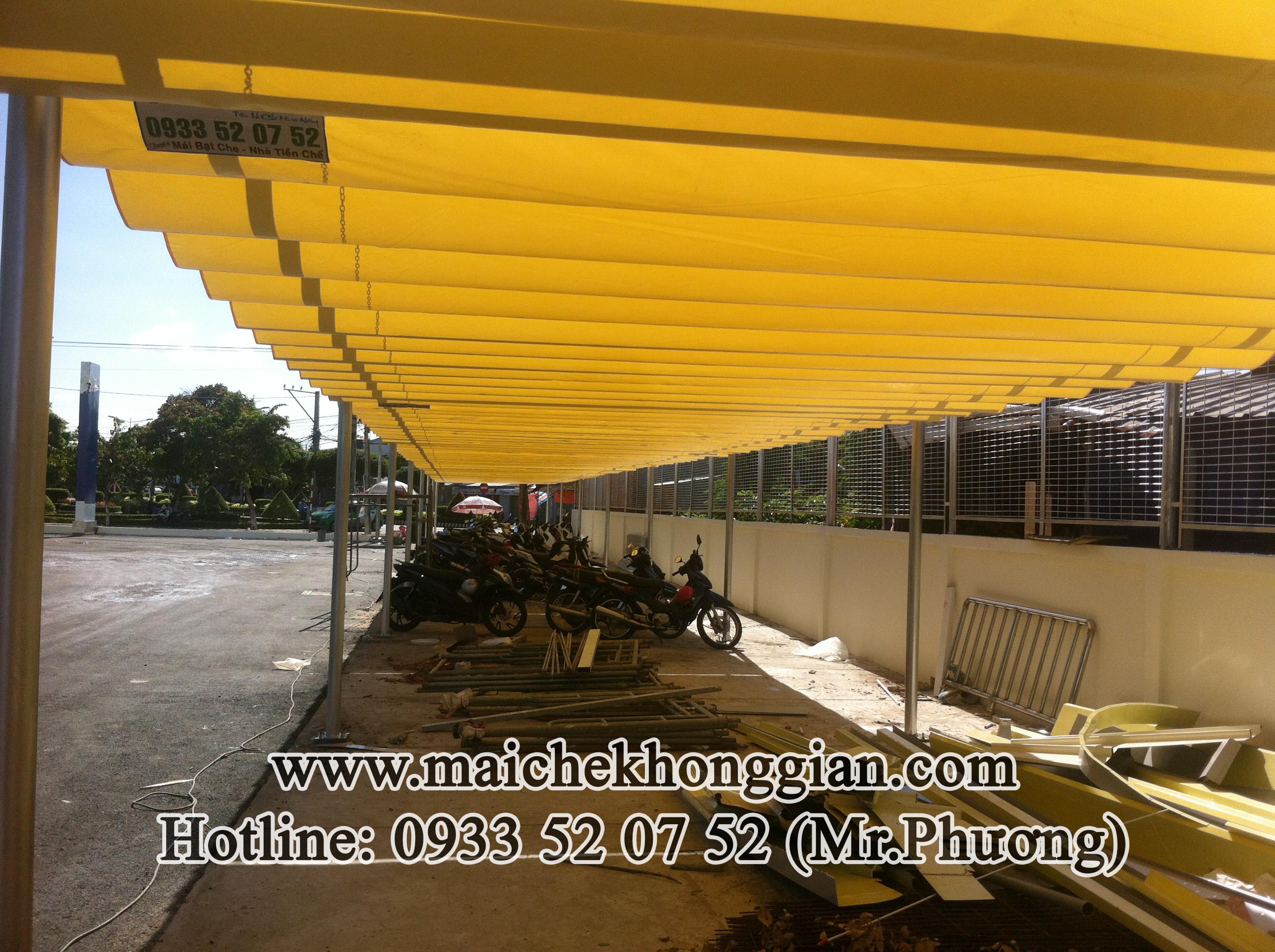 Mái xếp di động thị xã Bình Minh Vĩnh Long