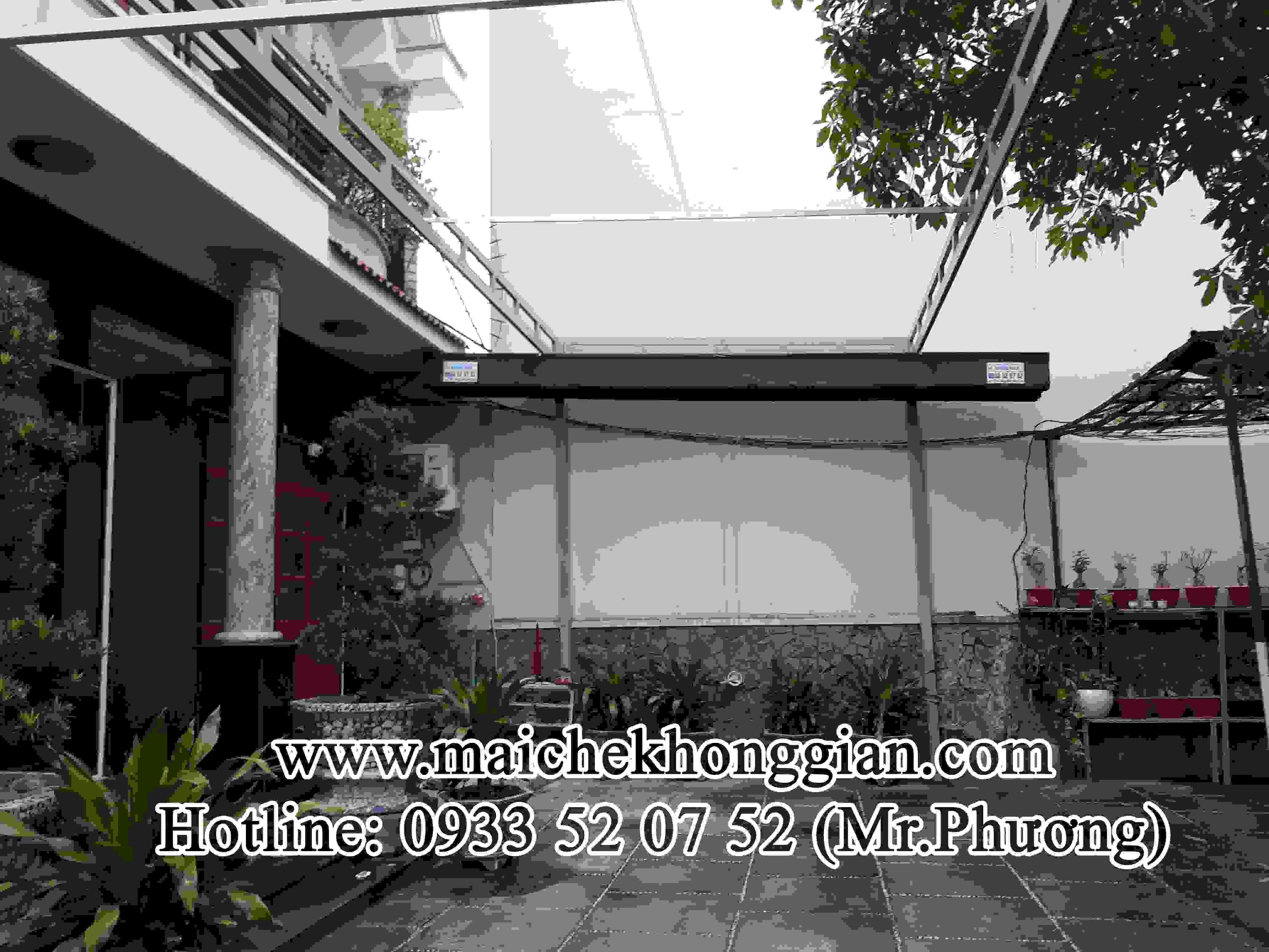 Mái xếp di động Huyện Châu Thành Hậu Giang