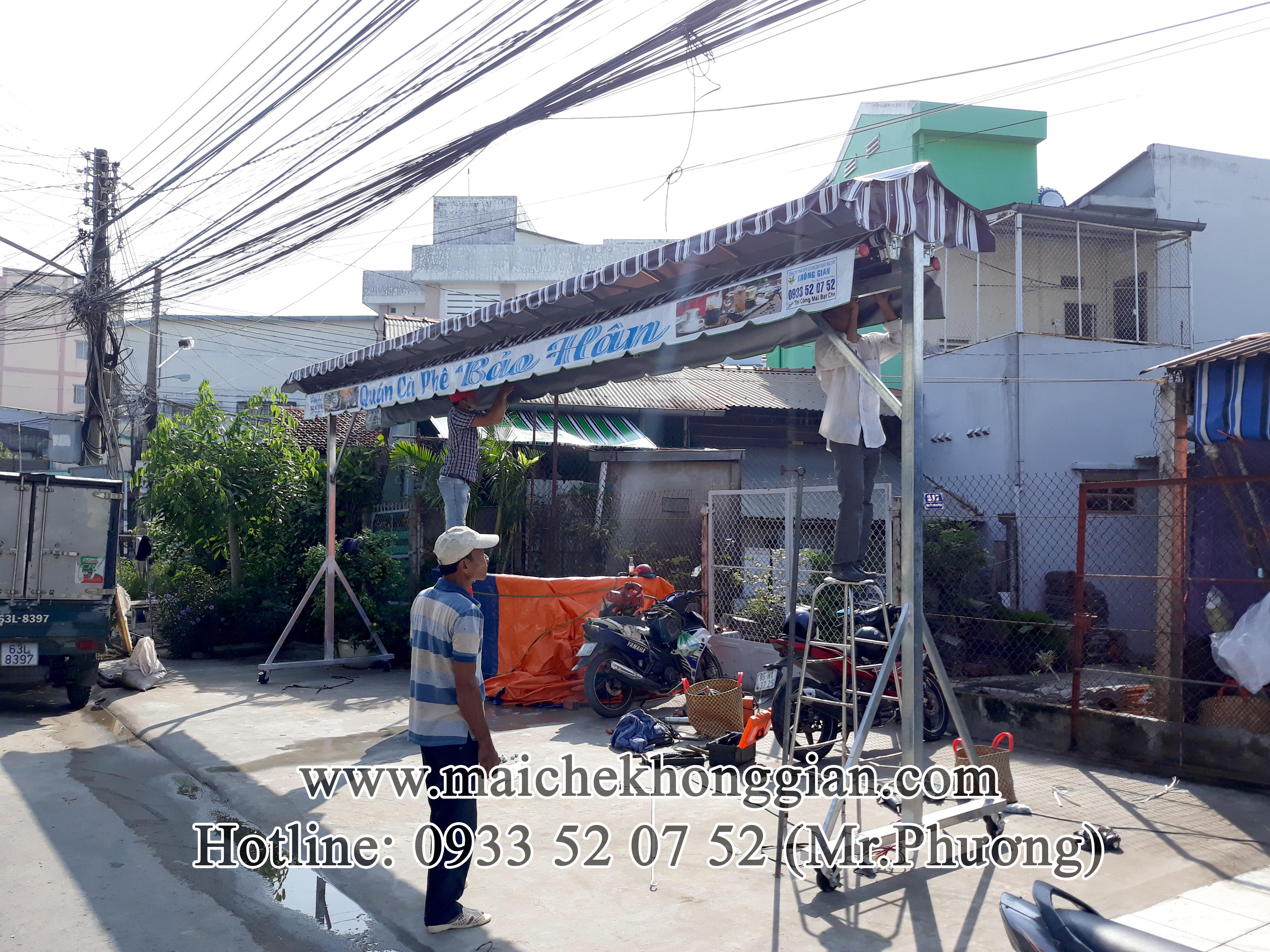 Mái Che Lưu Động Cái Bè Tiền Giang