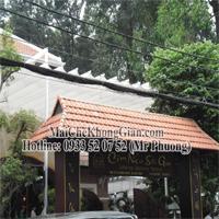 Mái Che, Mái Che Bạt Xếp-Nhà Hàng Cơm Niêu. 27 Tú Xươnng, Phường 7, Quận 3, TP Hồ Chí Minh.