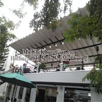 Mái Che, Mái Che Bạt Xếp-Quán Cà Phê FUJI. 167 Lê Trọng Tấn, P Tân Sơn Nhì, Q Tân Phú, TP Hồ Chí Minh