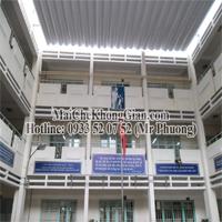 Mái Che, Mái Che Bạt Xếp-Trường Học Đoàn Thị Điểm. 16 Trần Văn Ơn, P Tân Sơn Nhì, Quận Tân Phú , TP Hồ Chí Minh